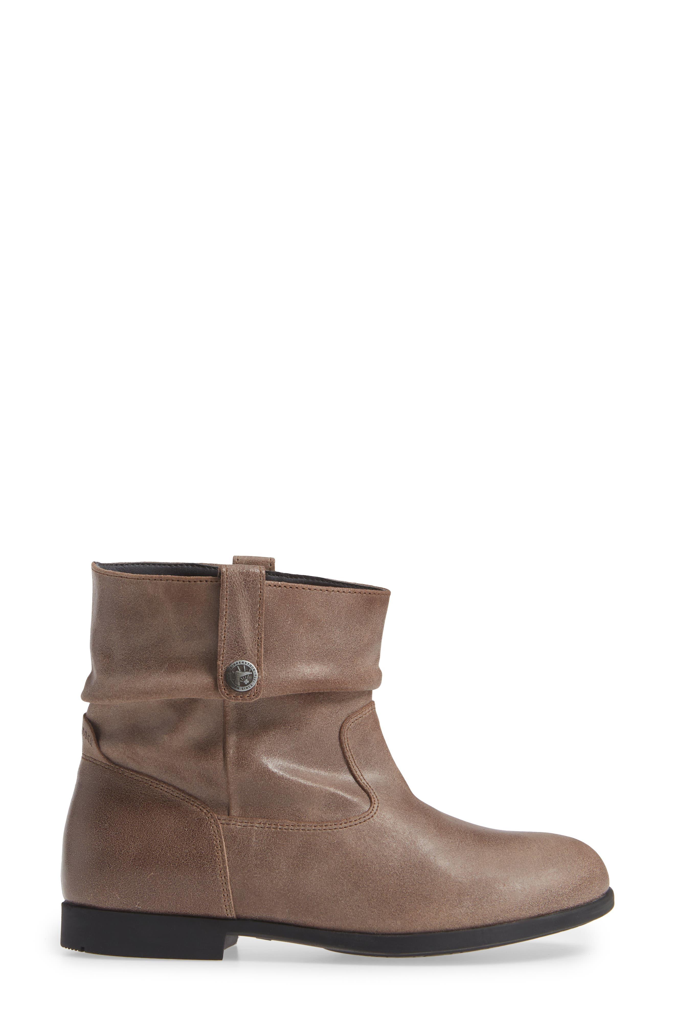 'Sarnia' Boot,                             Alternate thumbnail 3, color,                             MUD SUEDE