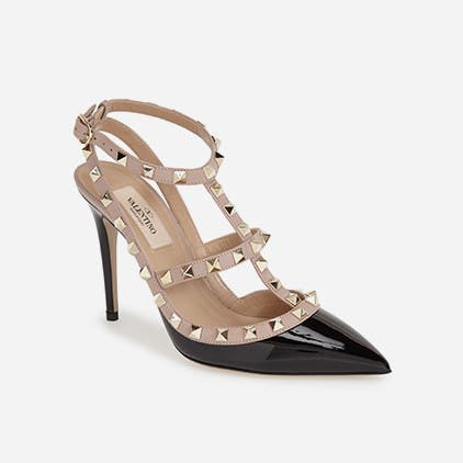 Valentino Garavani women's shoes.