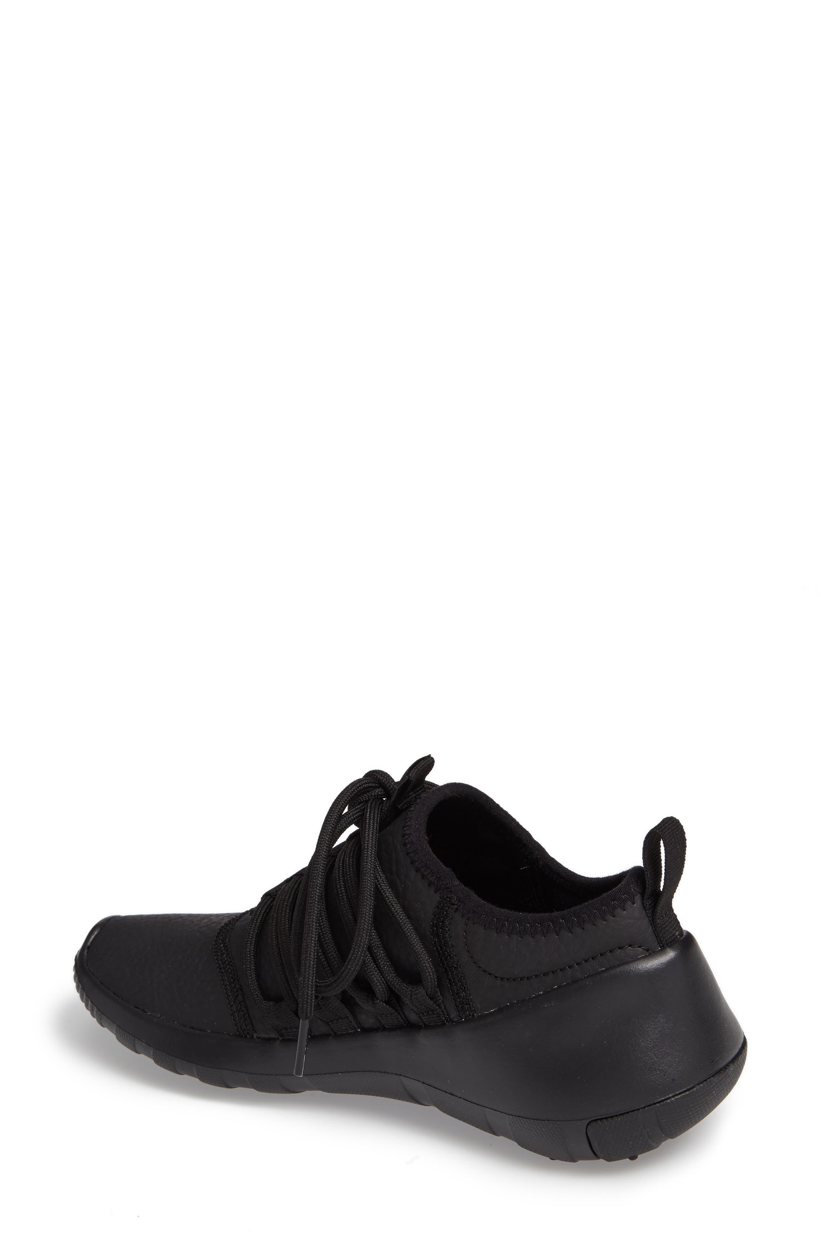 Payaa Premium Sneaker,                             Alternate thumbnail 2, color,                             001
