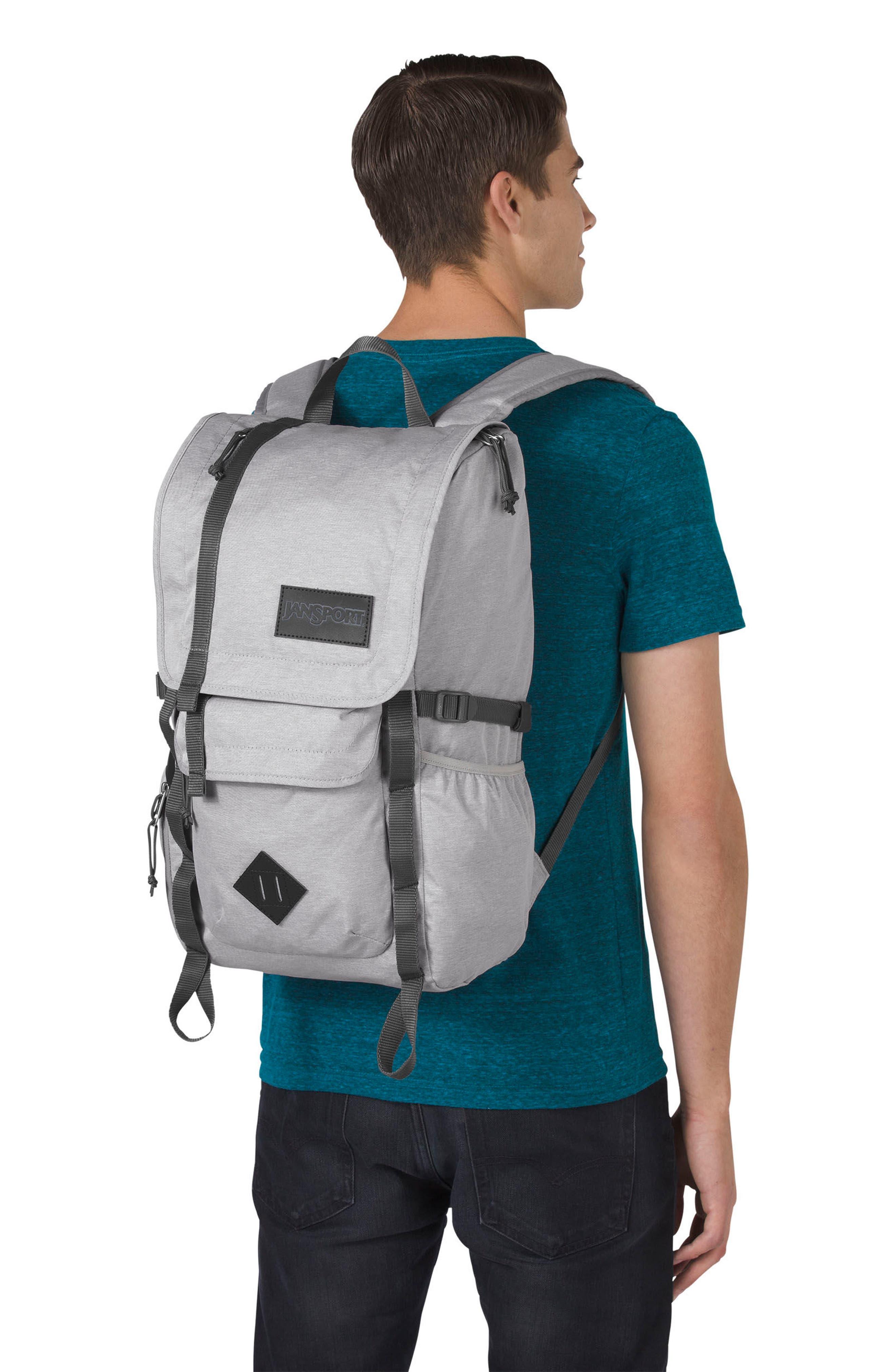 Hatchet Backpack,                             Alternate thumbnail 6, color,                             090