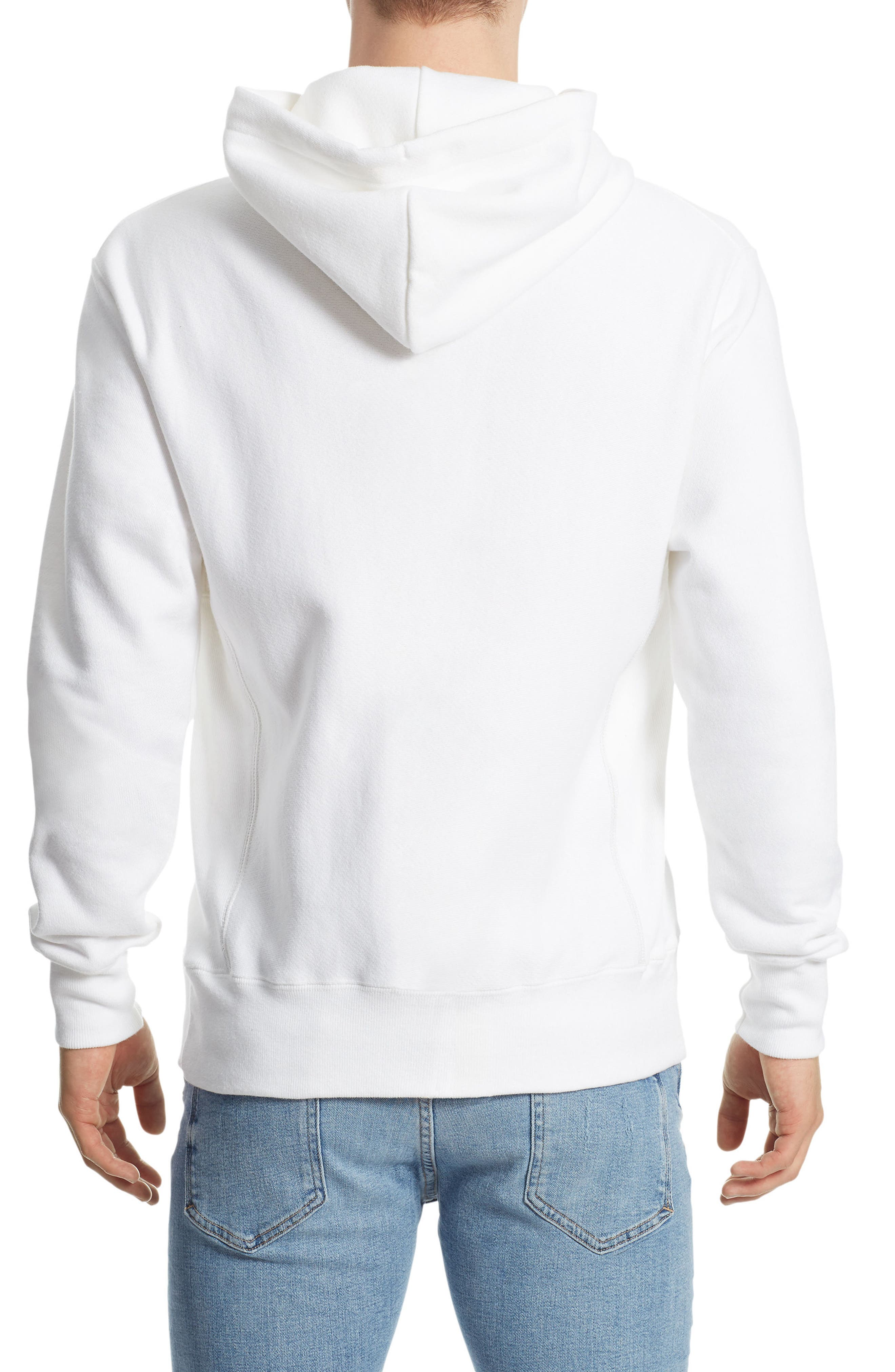 Reverse Weave<sup>®</sup> Pullover Hoodie,                             Alternate thumbnail 14, color,