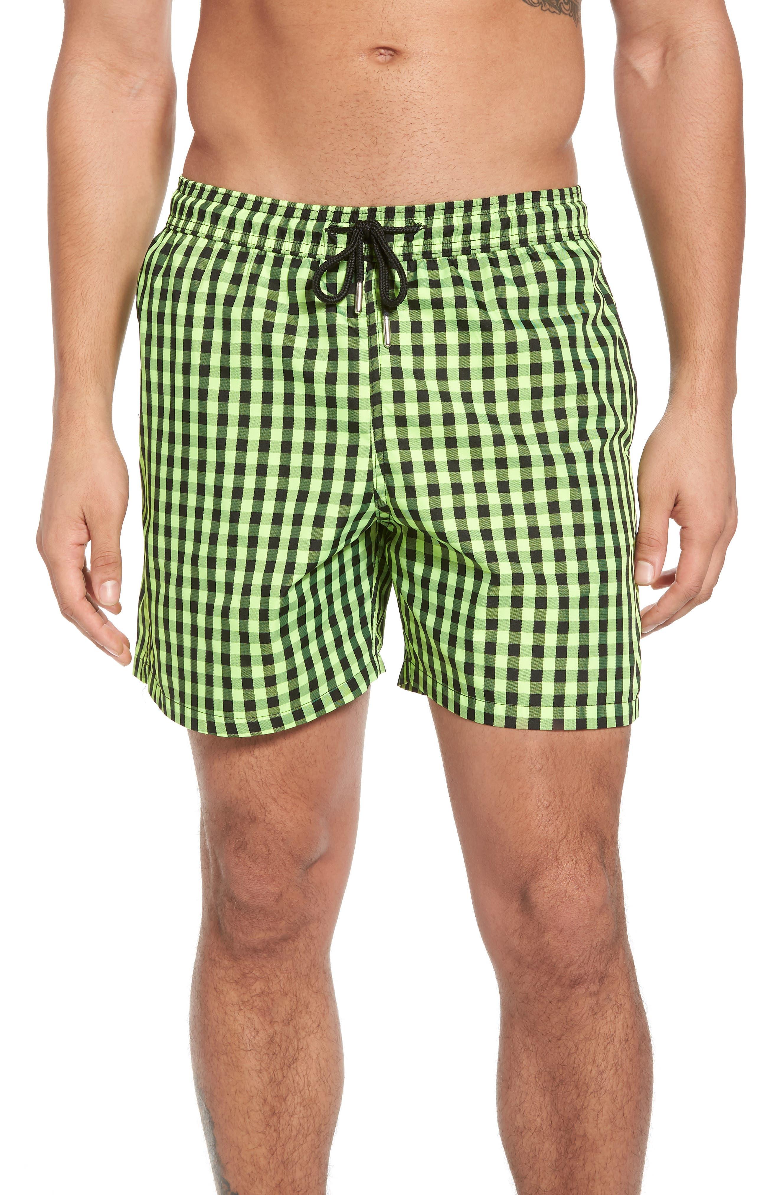 Trim Fit Swim Shorts,                             Main thumbnail 1, color,                             300