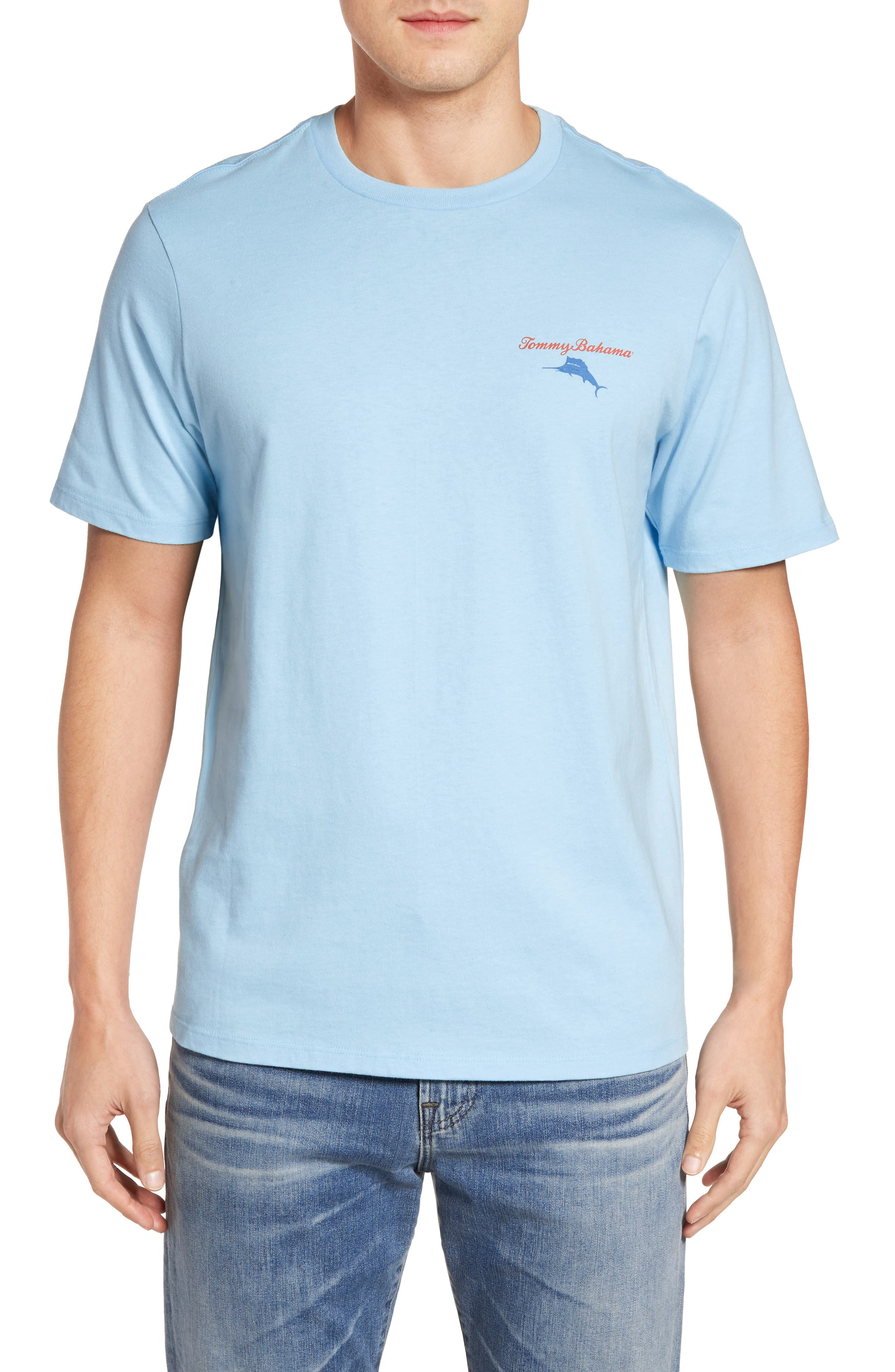 Mr. Ice Guy T-Shirt,                         Main,                         color, 400