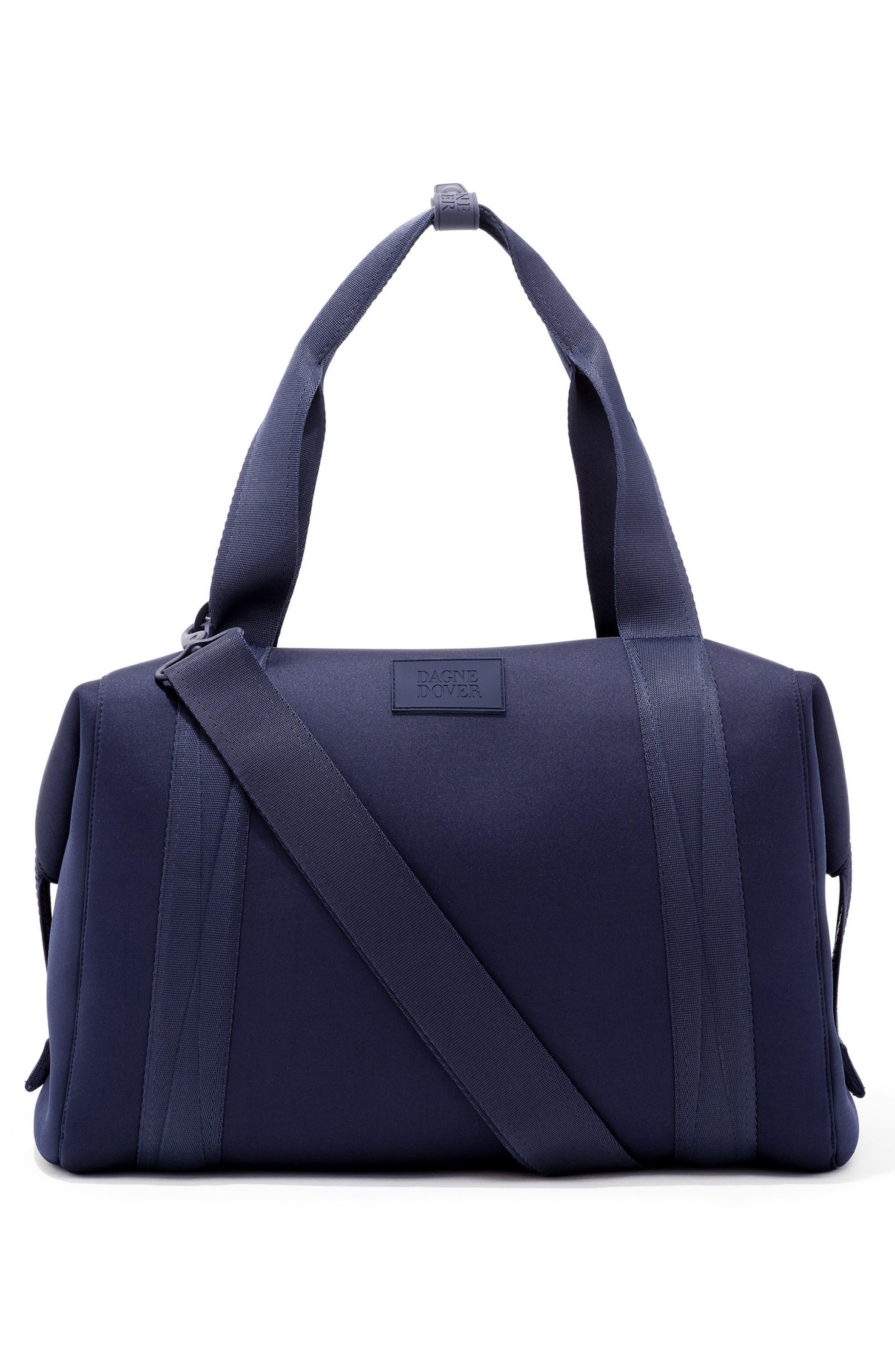 365 Large Landon Neoprene Carryall Duffel Bag,                             Alternate thumbnail 14, color,