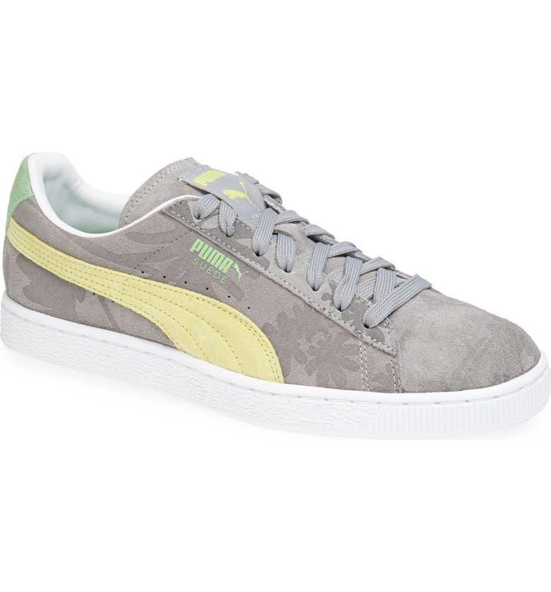 e9a1fd35f25 PUMA  Suede Classic Tropicalia  Sneaker (Men)