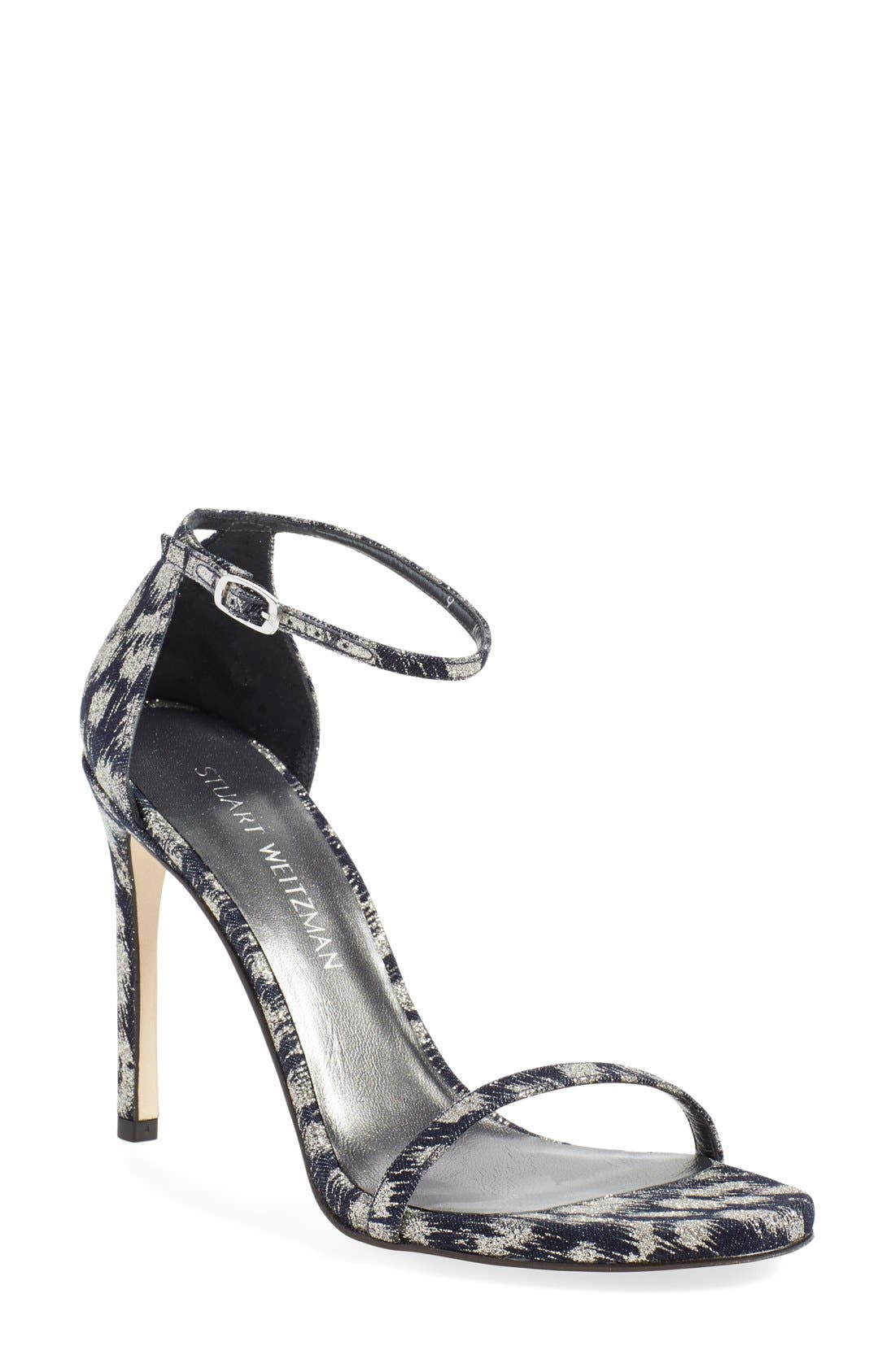 Nudistsong Ankle Strap Sandal,                             Main thumbnail 28, color,