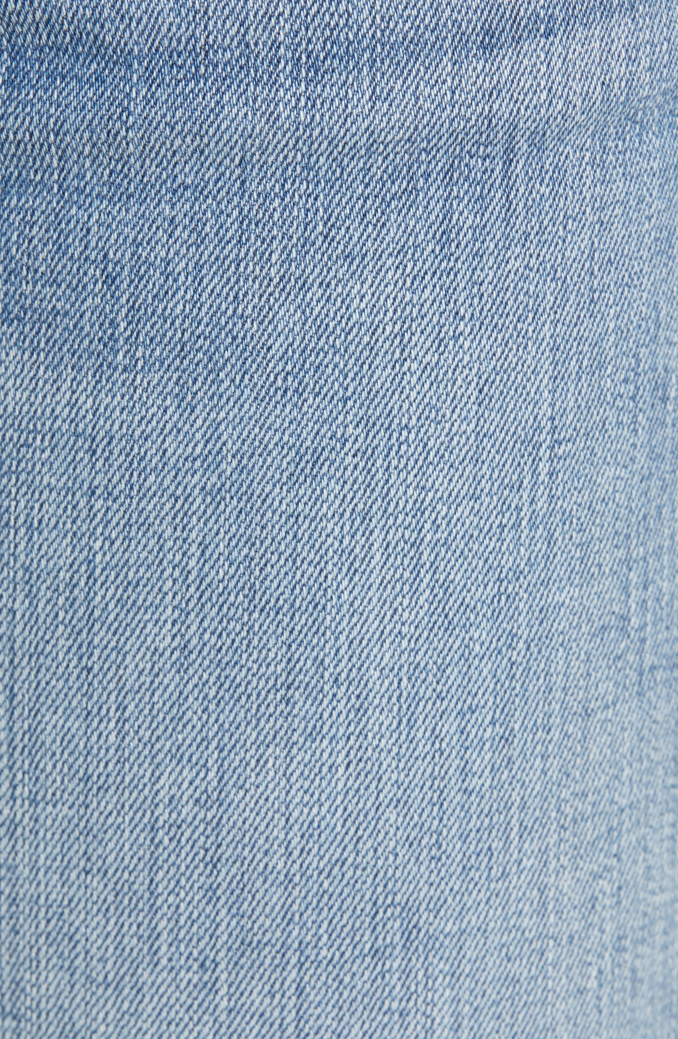 Beth Baby Bootcut Jeans,                             Alternate thumbnail 5, color,                             PREPARTY