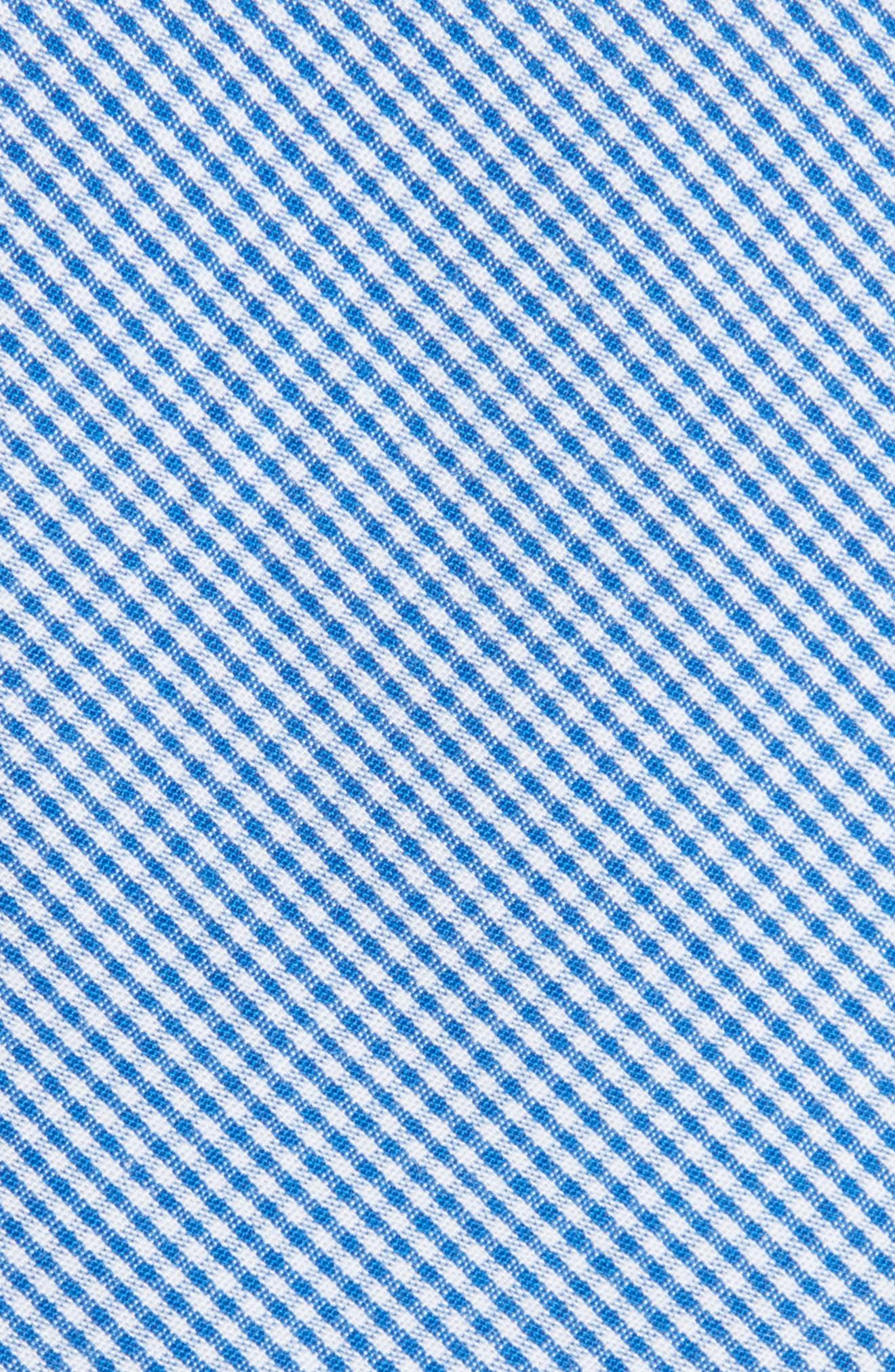 Check Cotton Tie,                             Alternate thumbnail 16, color,