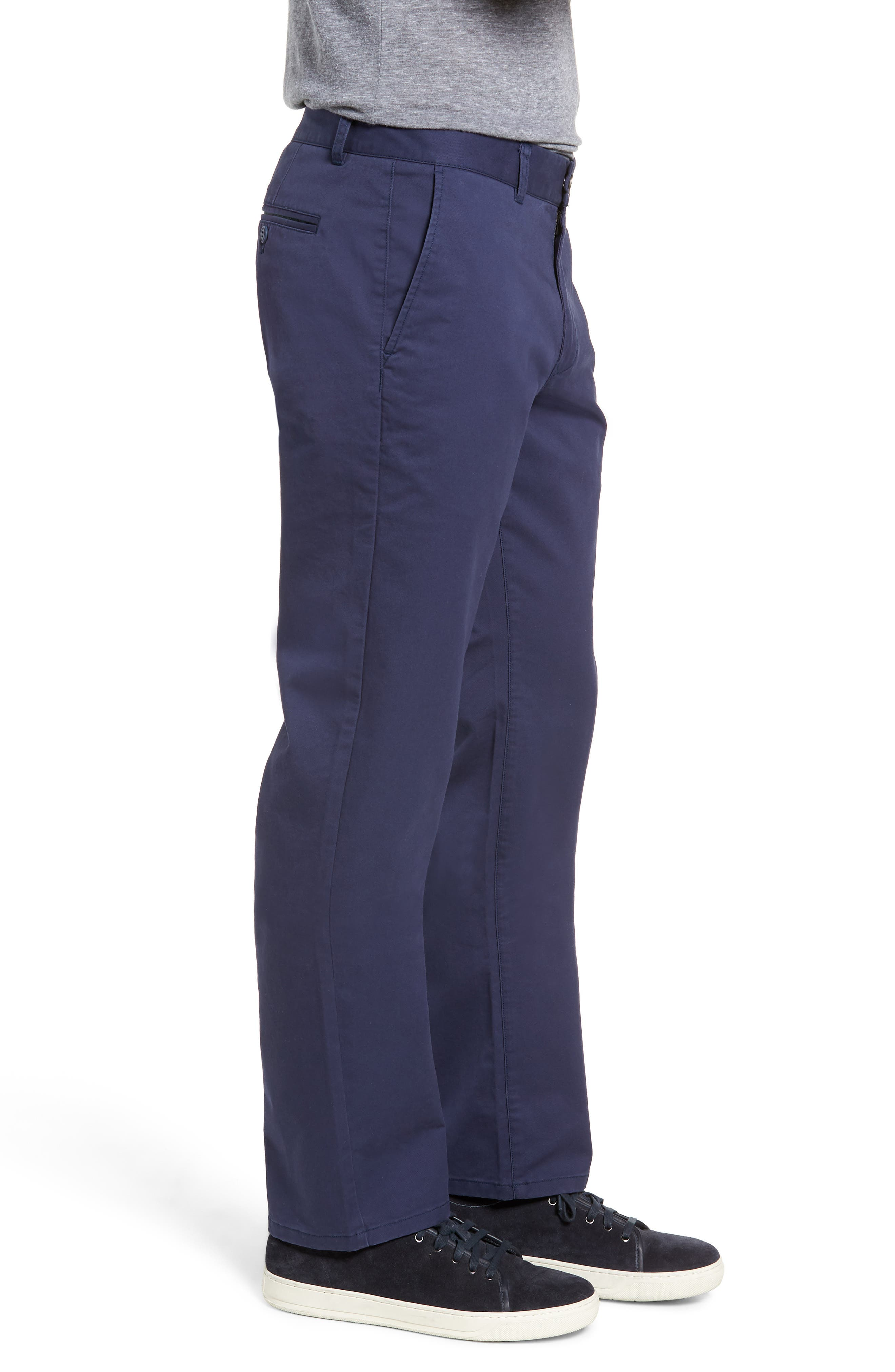 Straight Leg Stretch Washed Chinos,                             Alternate thumbnail 11, color,