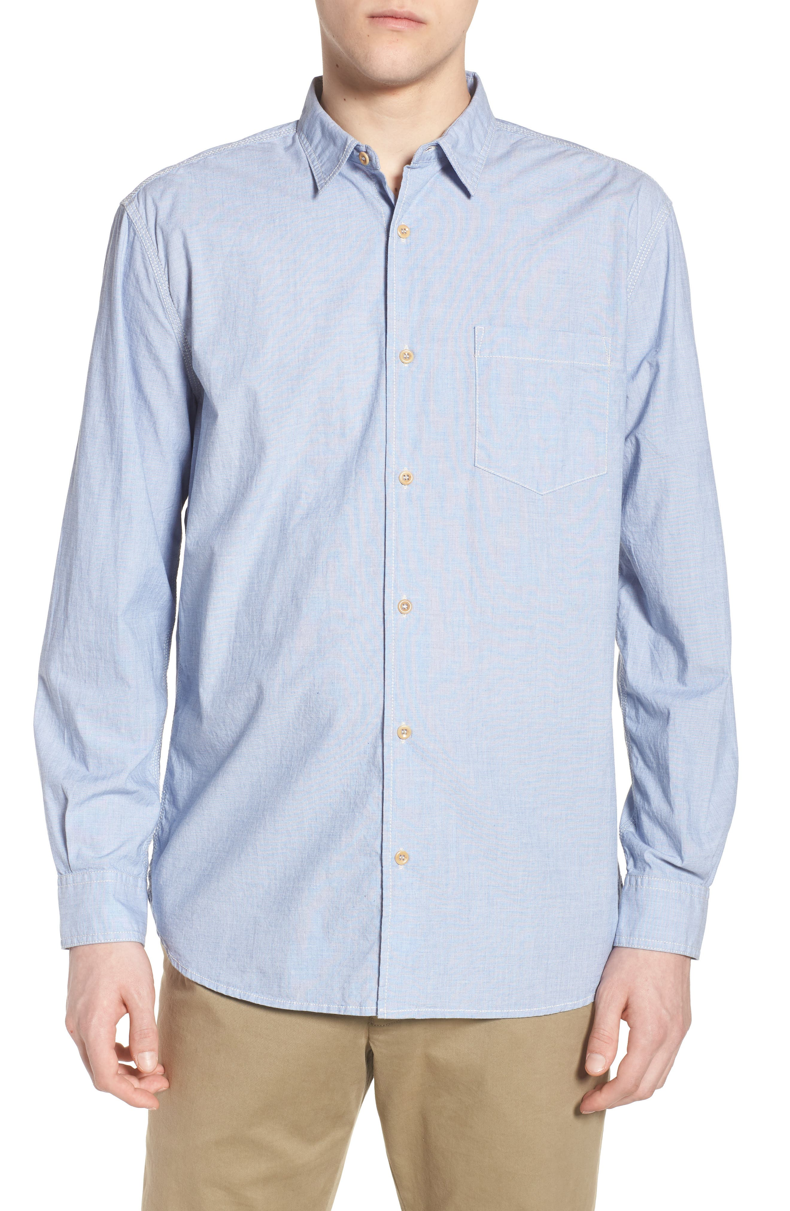 Regular Fit Solid Sport Shirt,                         Main,                         color,