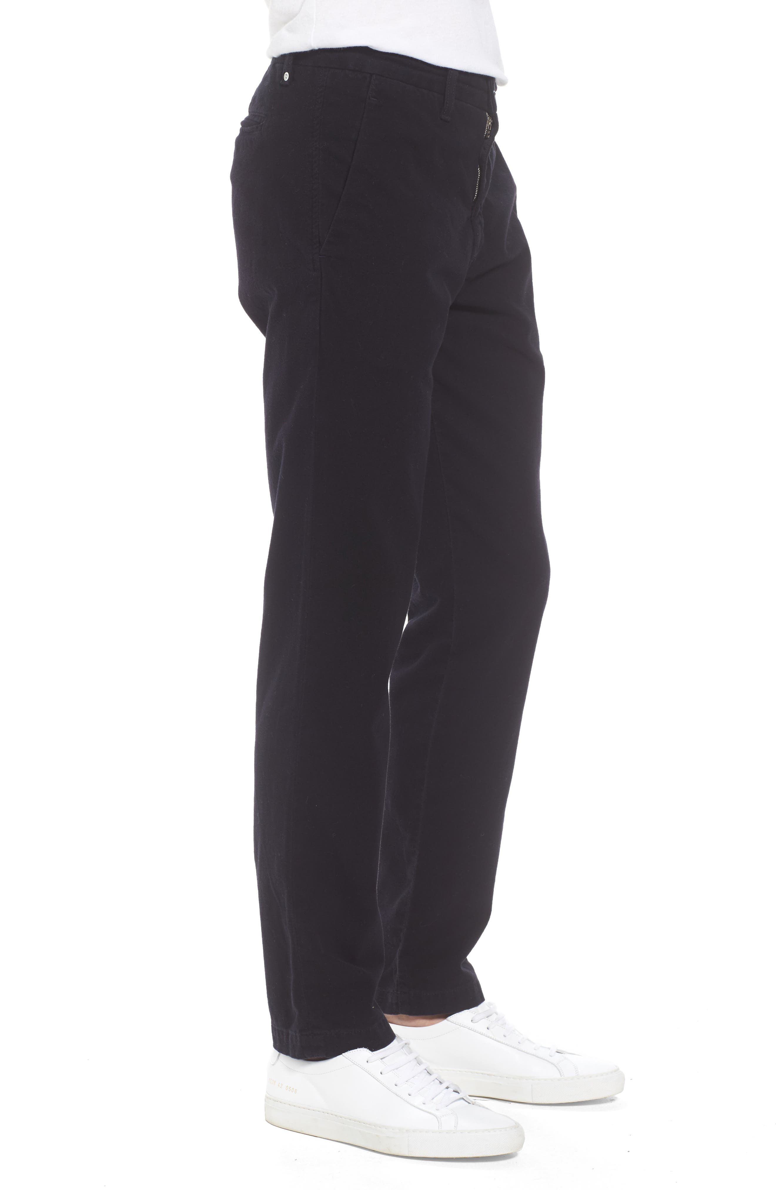 Slim Fit Trousers,                             Alternate thumbnail 6, color,