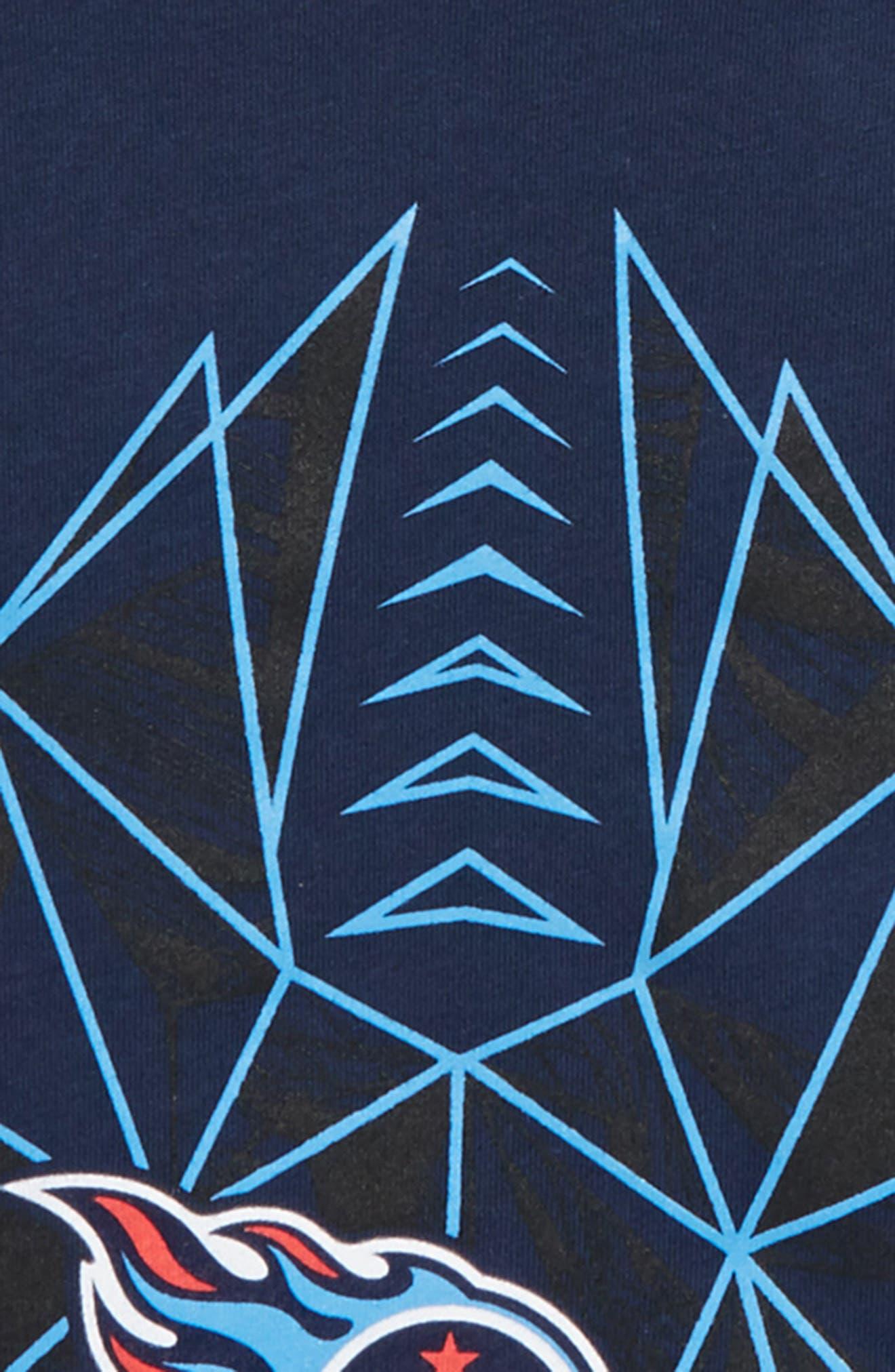 NFL Legend NFL Titans T-Shirt,                             Alternate thumbnail 2, color,                             NAVY