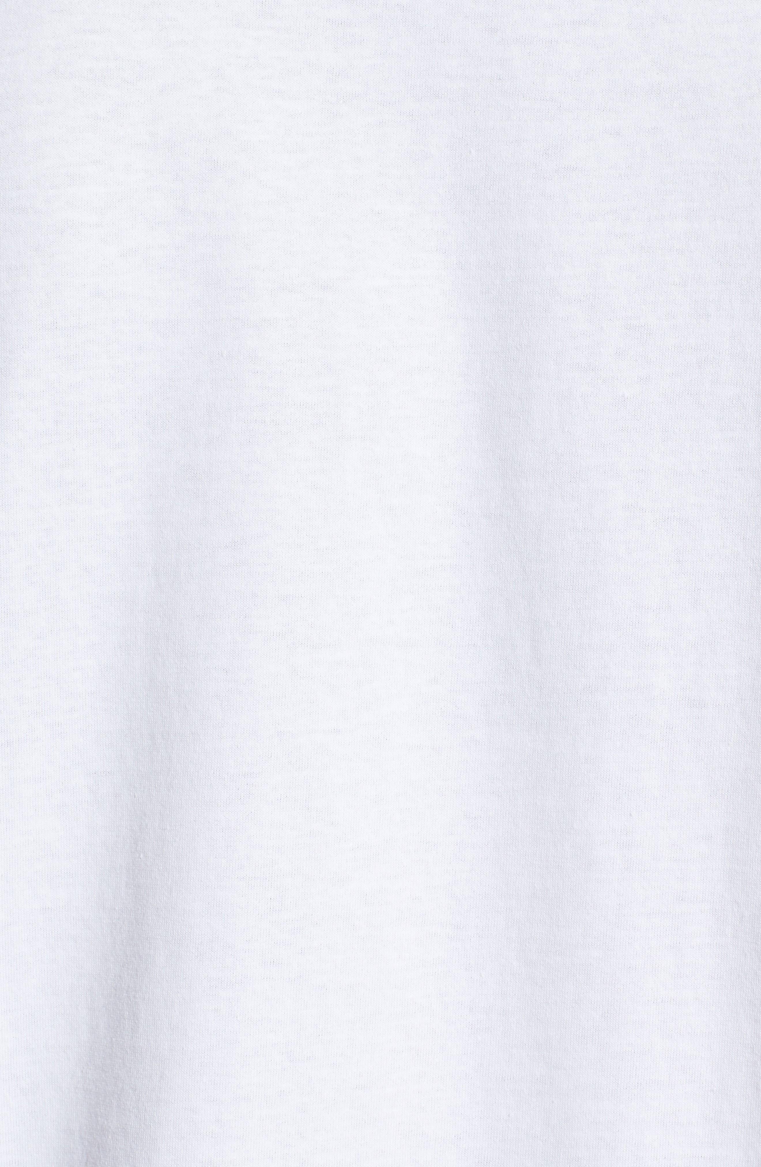 Hiver 87 T-Shirt,                             Alternate thumbnail 5, color,                             100