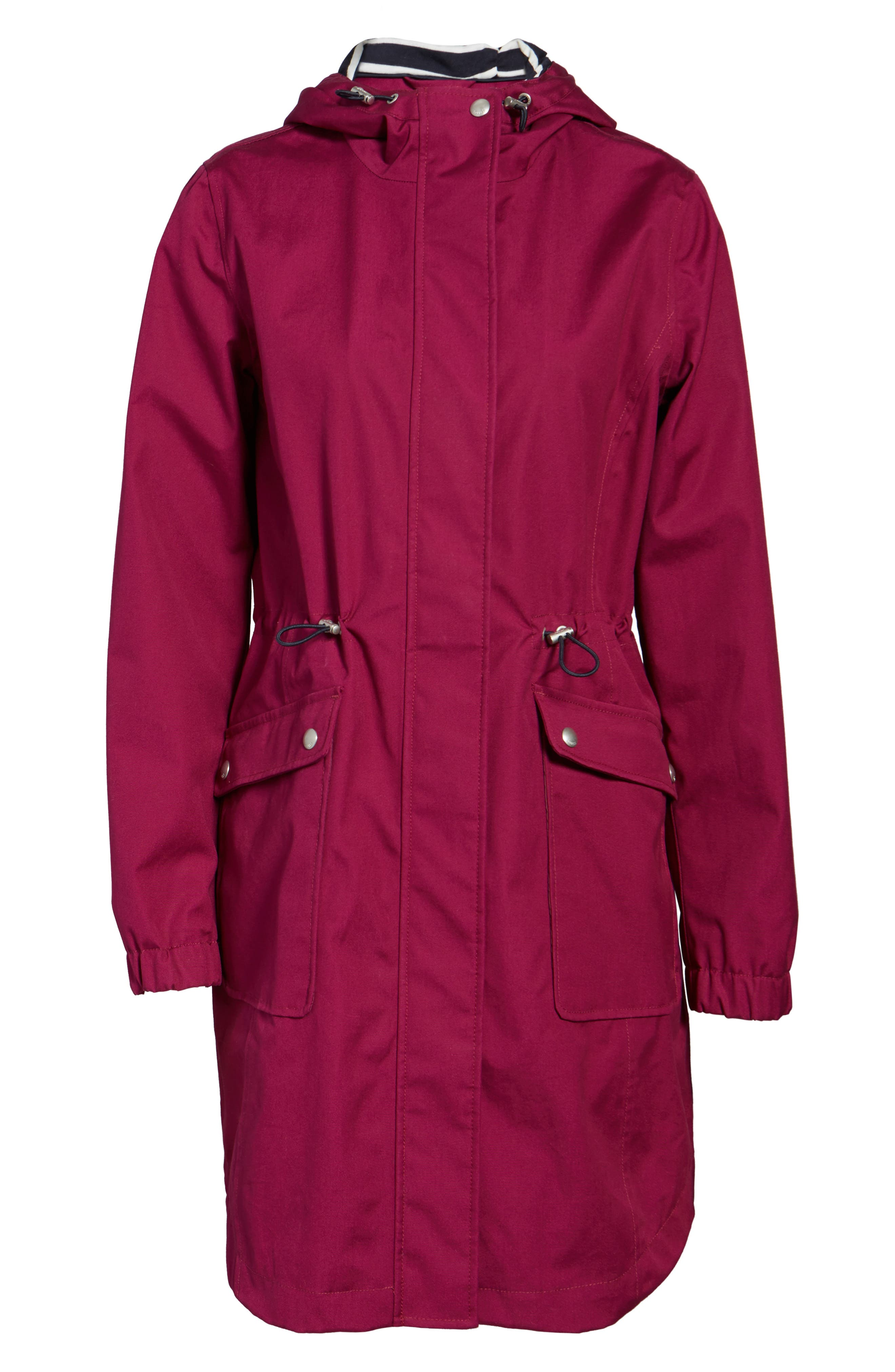 Right as Rain Waterproof Hooded Jacket,                             Alternate thumbnail 5, color,