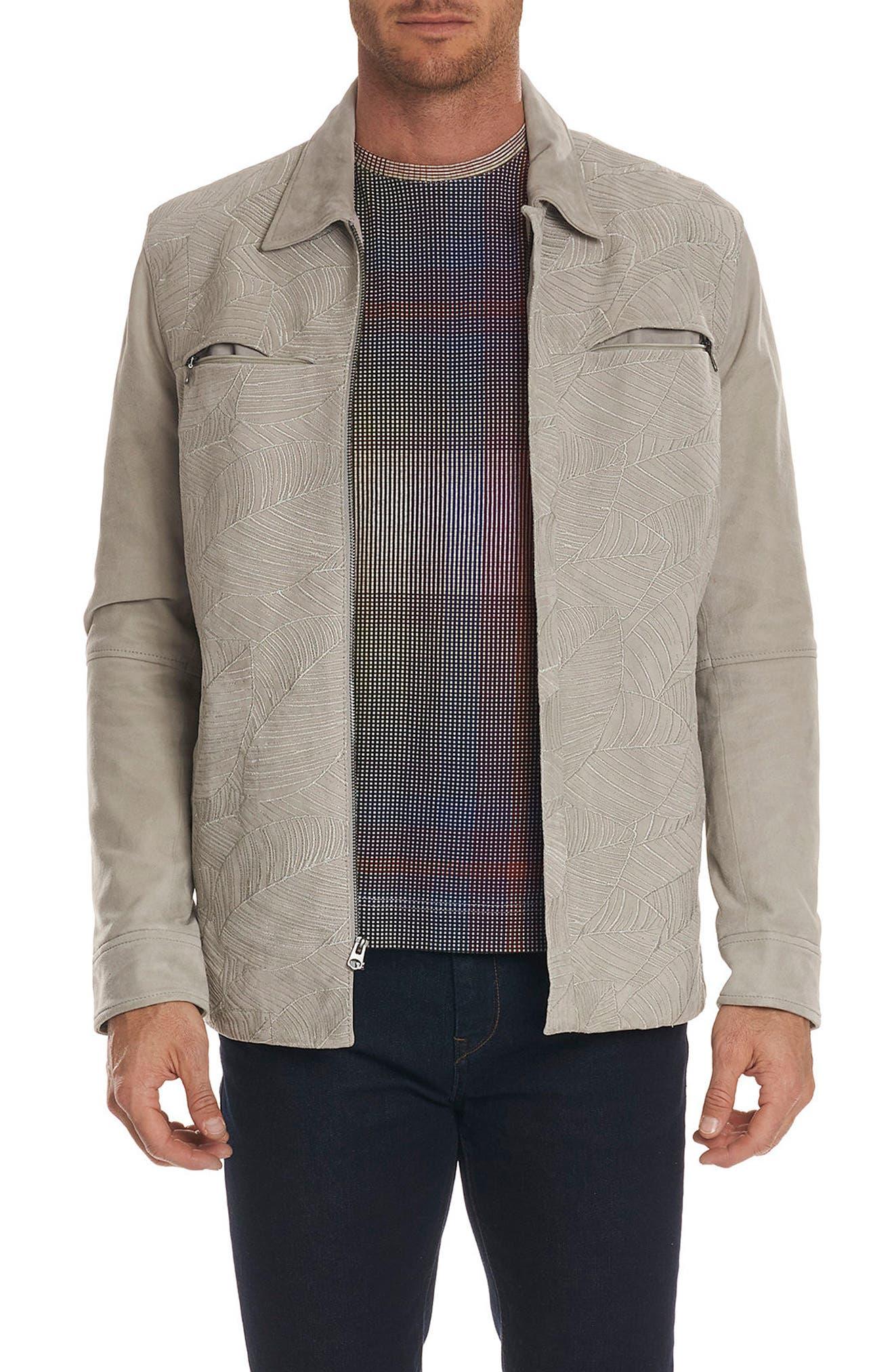 Miramar Suede Jacket,                         Main,                         color,
