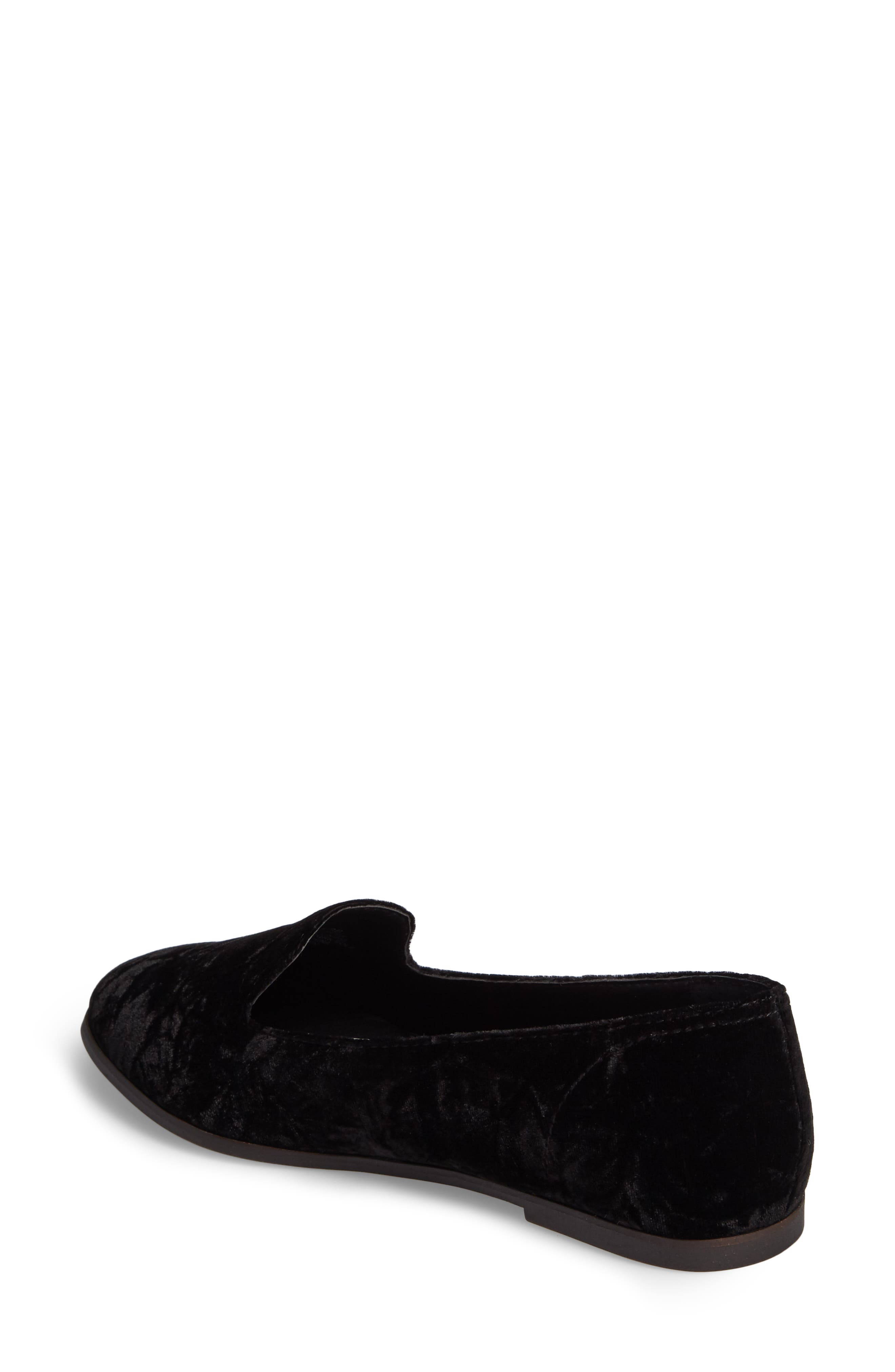 Carlyn Loafer Flat,                             Alternate thumbnail 2, color,                             001