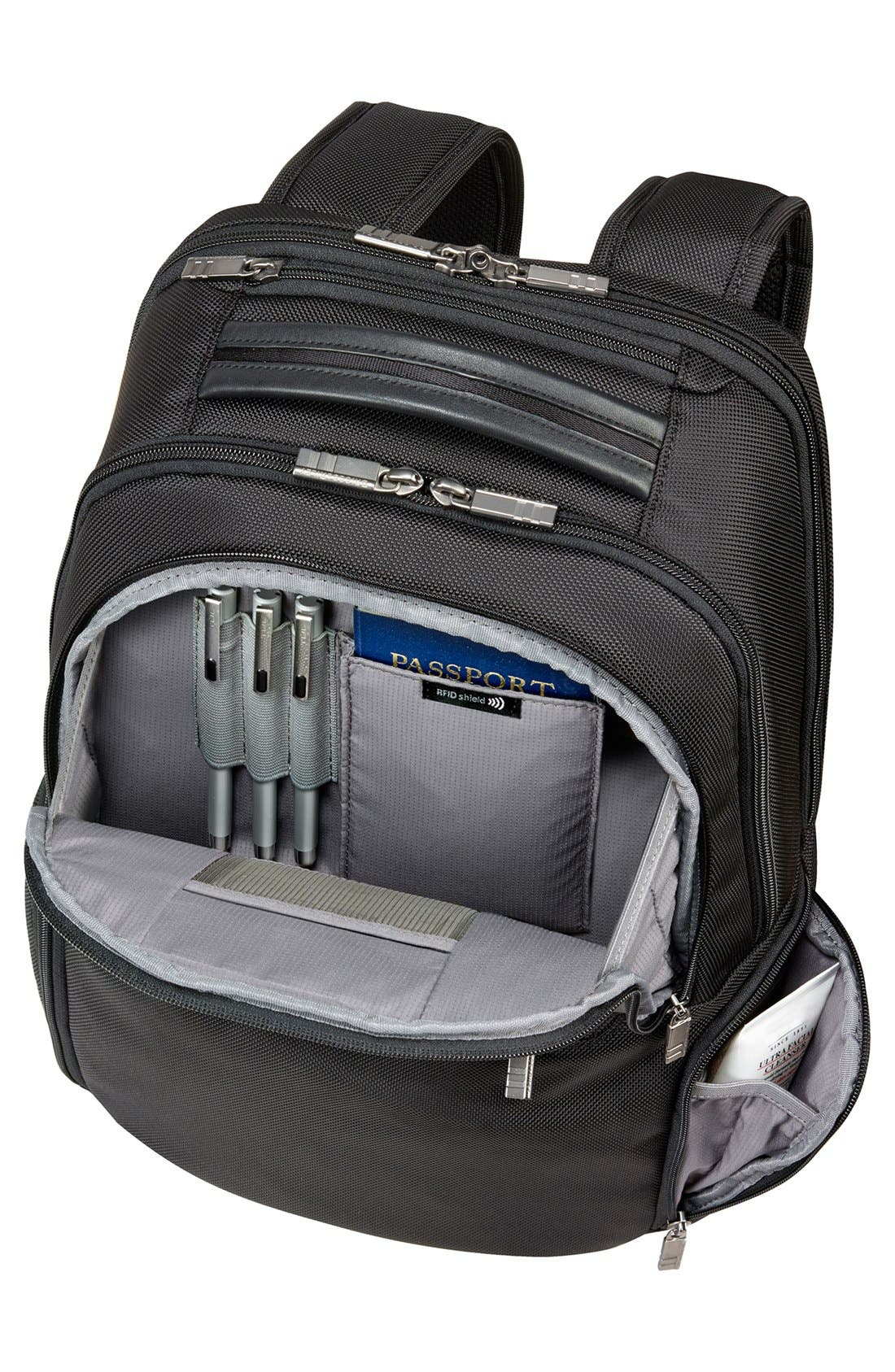 @work - Medium Backpack,                             Alternate thumbnail 2, color,                             004