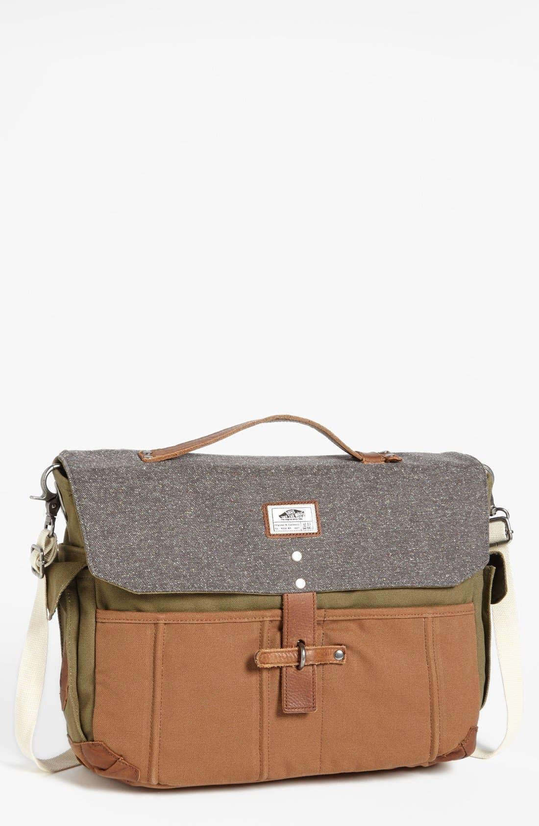 'Lassen' Messenger Bag, Main, color, 300