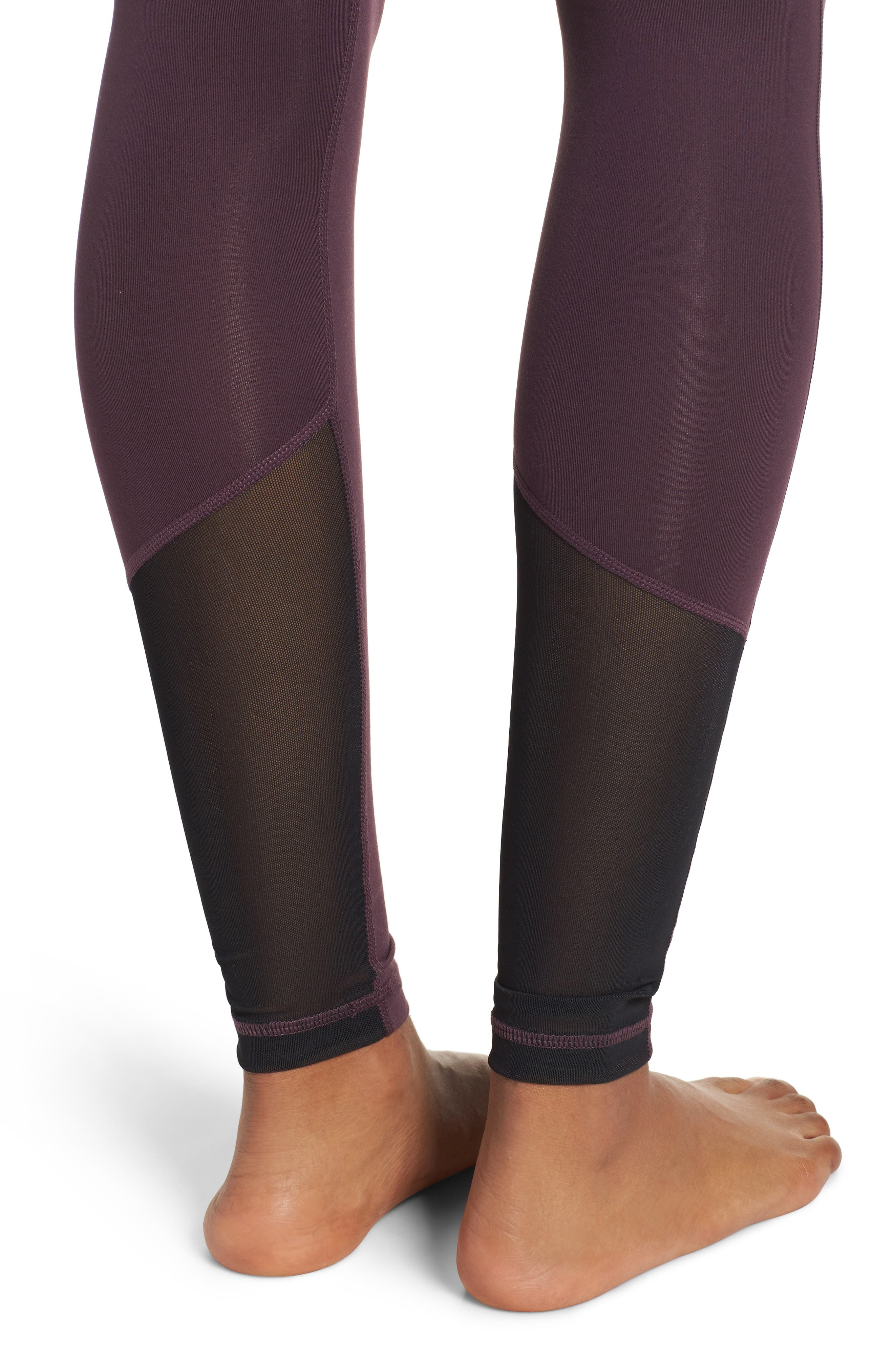High Waist Asana Light Leggings,                             Alternate thumbnail 12, color,