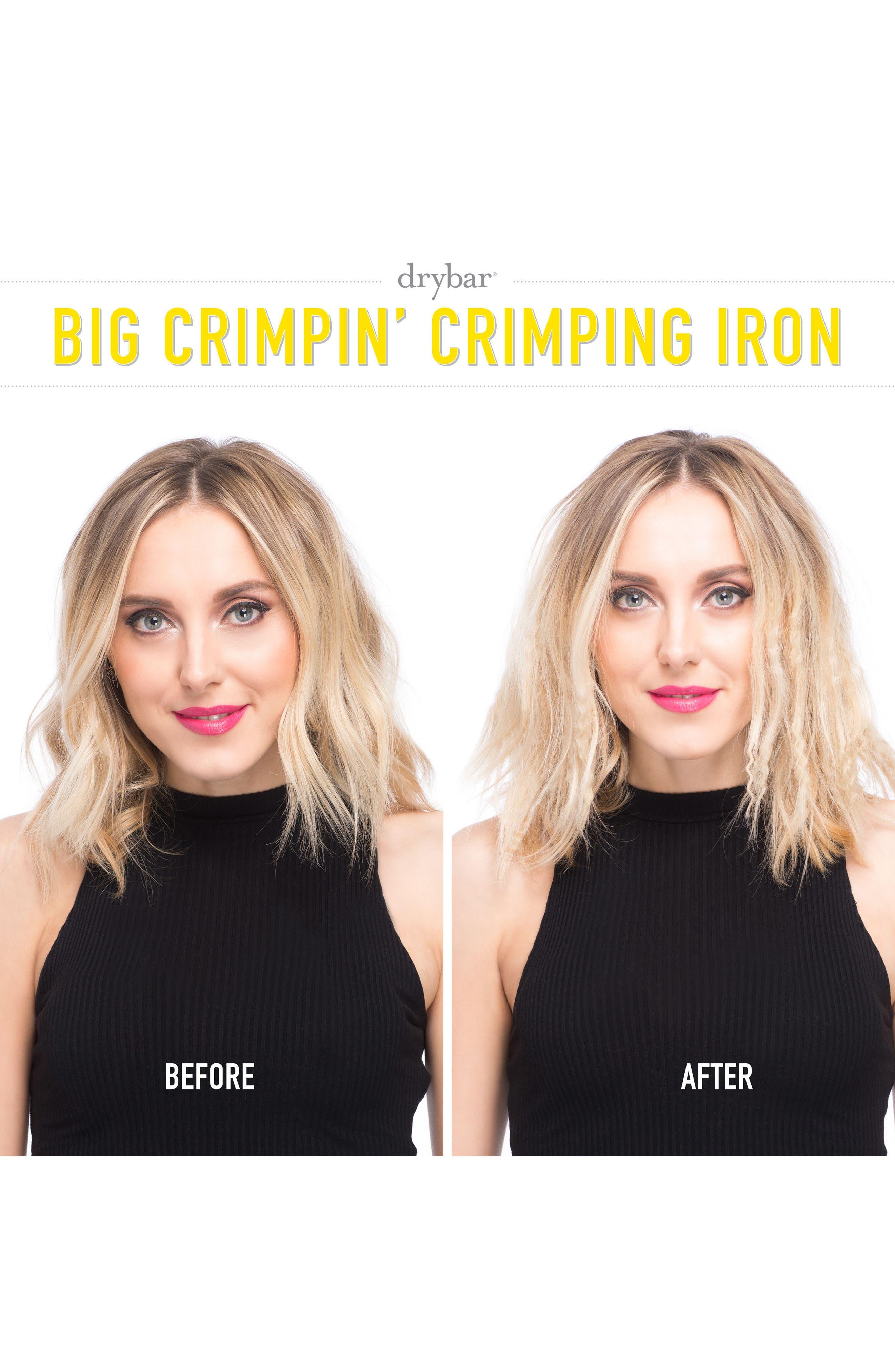 Big Crimpin' Crimping Iron,                             Alternate thumbnail 5, color,                             000