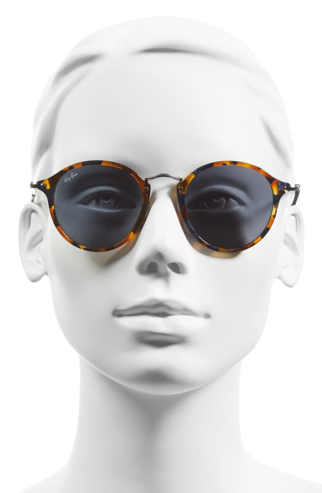'Icon' 49mm Sunglasses,                             Alternate thumbnail 10, color,