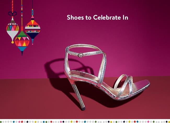 Shop women's heels.