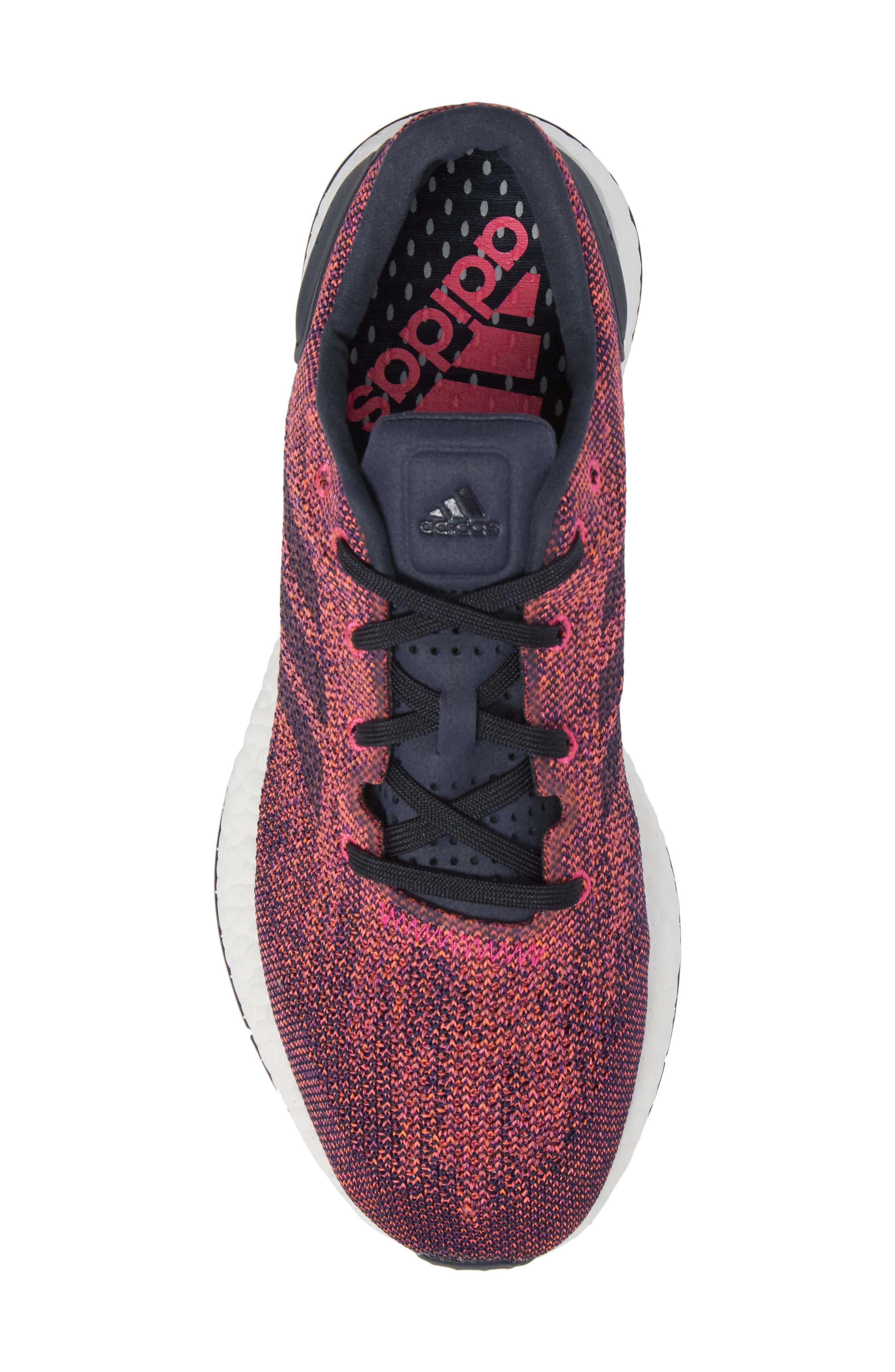 PureBoost DPR LTD Running Shoe,                             Alternate thumbnail 5, color,