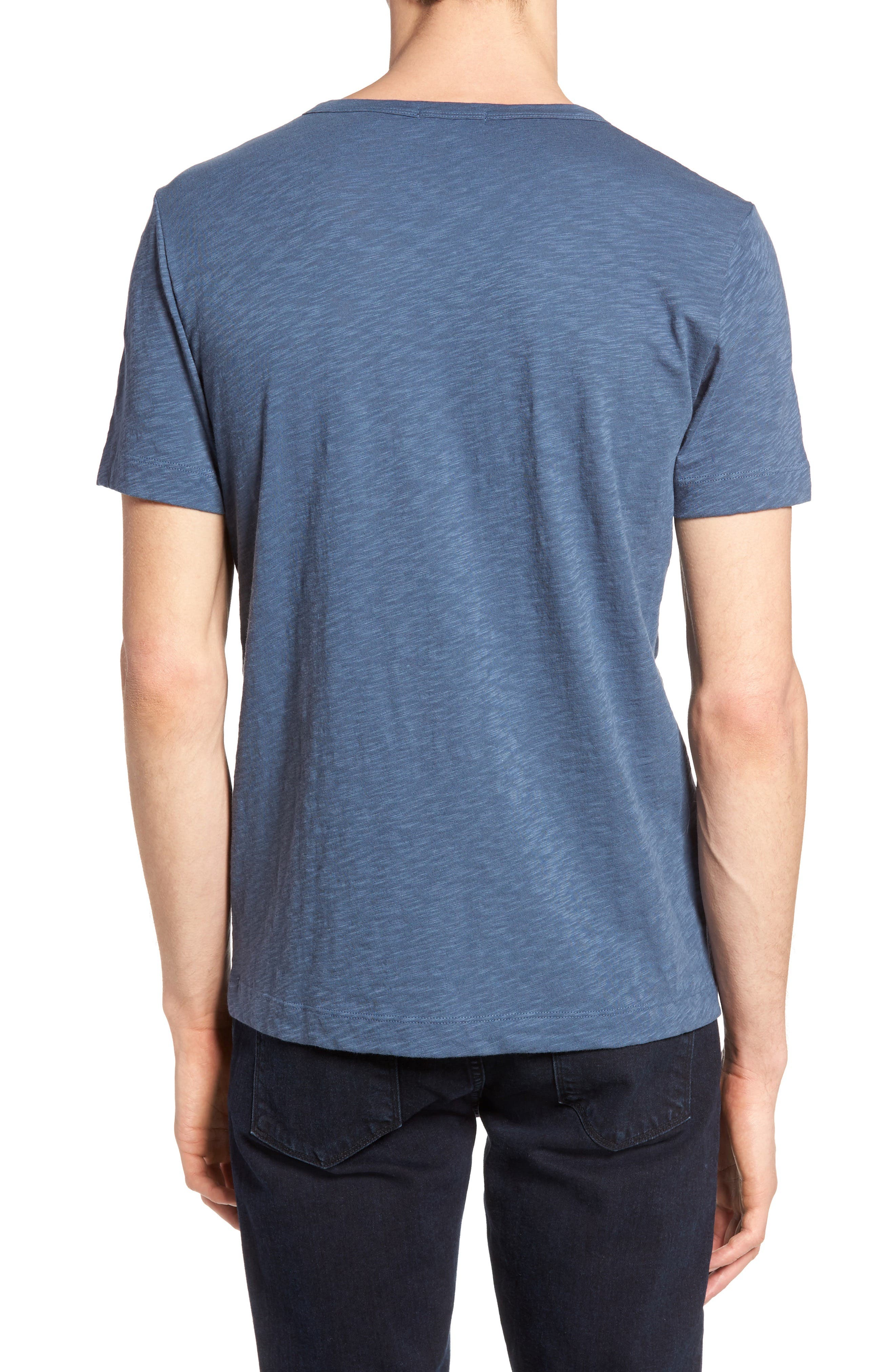 Gaskell Henley T-Shirt,                             Alternate thumbnail 13, color,