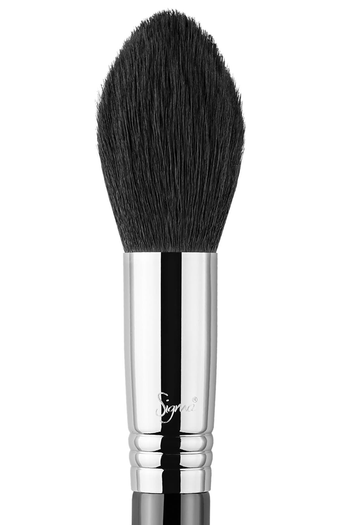 F25 Tapered Face Brush,                             Alternate thumbnail 2, color,                             NO COLOR