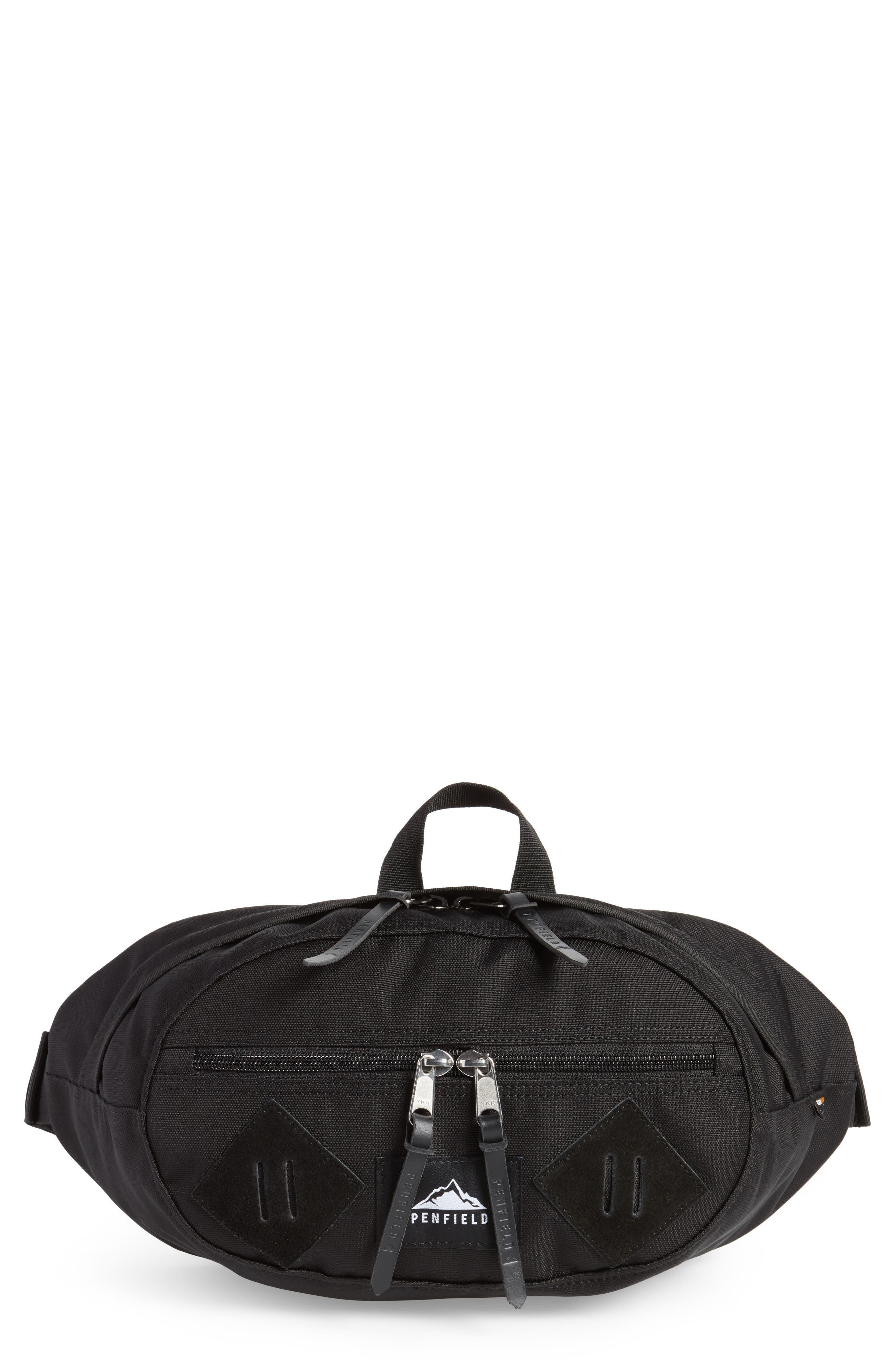 PENFIELD Gambel Belt Bag - Black