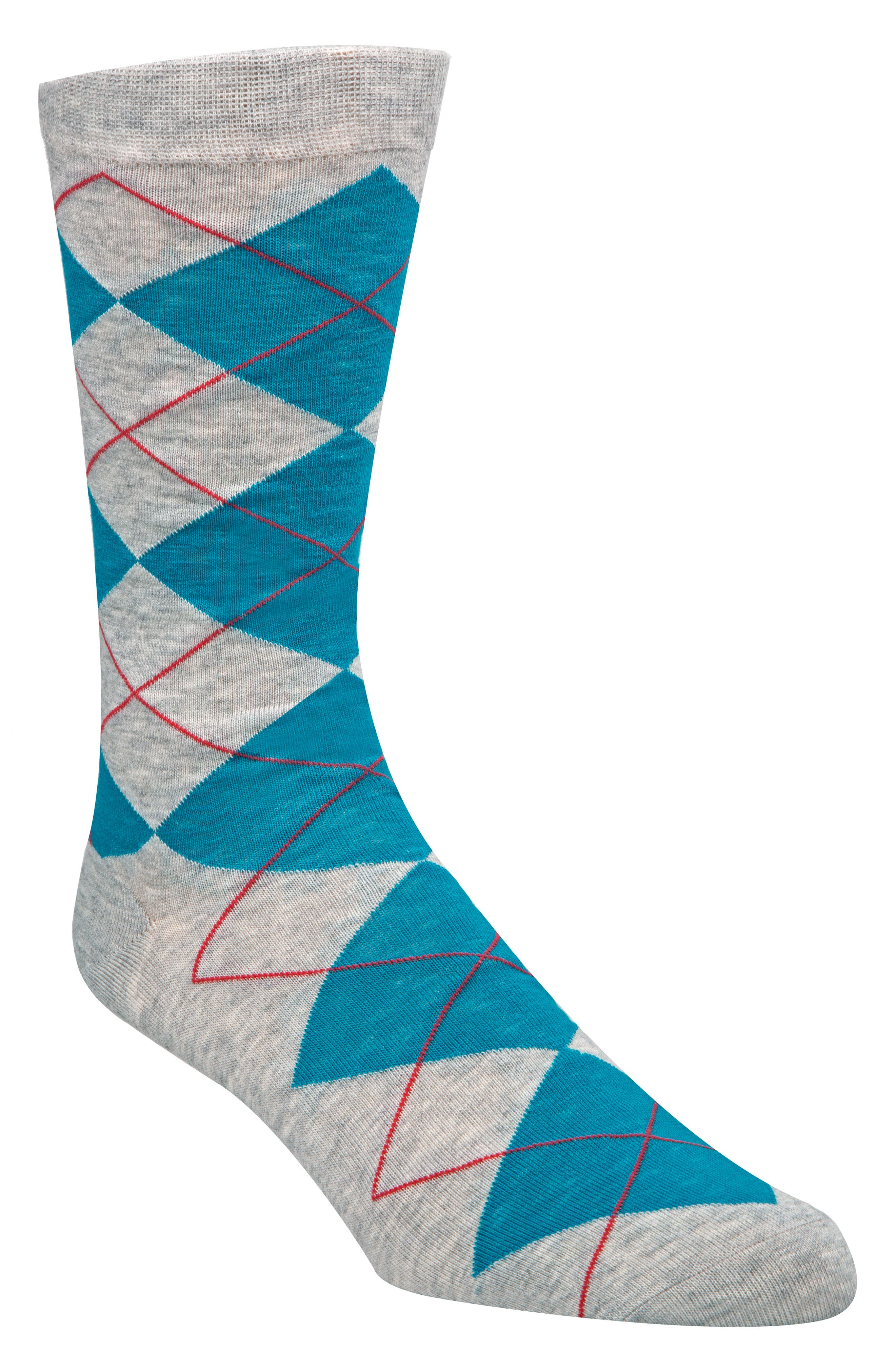 Argyle Socks,                             Main thumbnail 1, color,