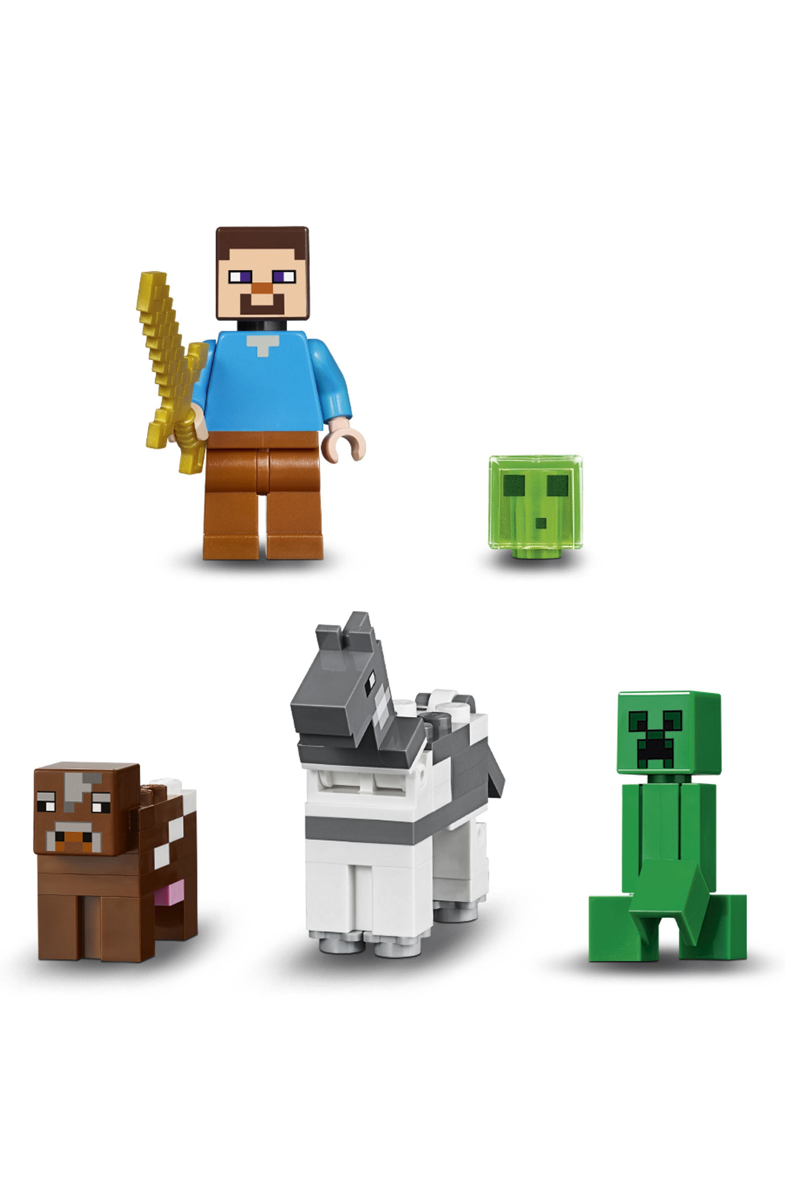 Minecraft<sup>™</sup> The Crafting Box 2.0 Play Set - 21135,                             Alternate thumbnail 5, color,                             020