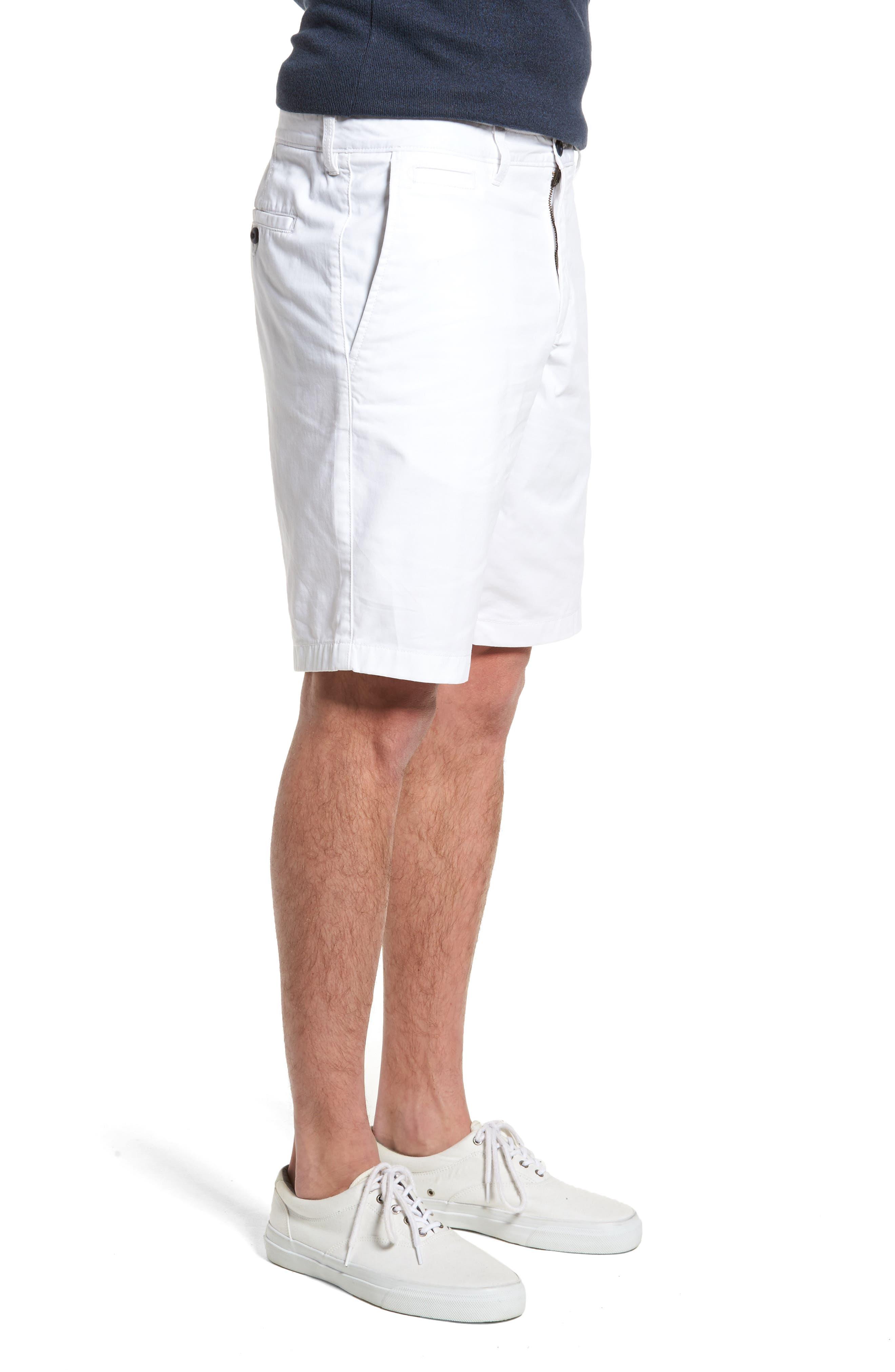 Ballard Slim Fit Stretch Chino 11-Inch Shorts,                             Alternate thumbnail 37, color,