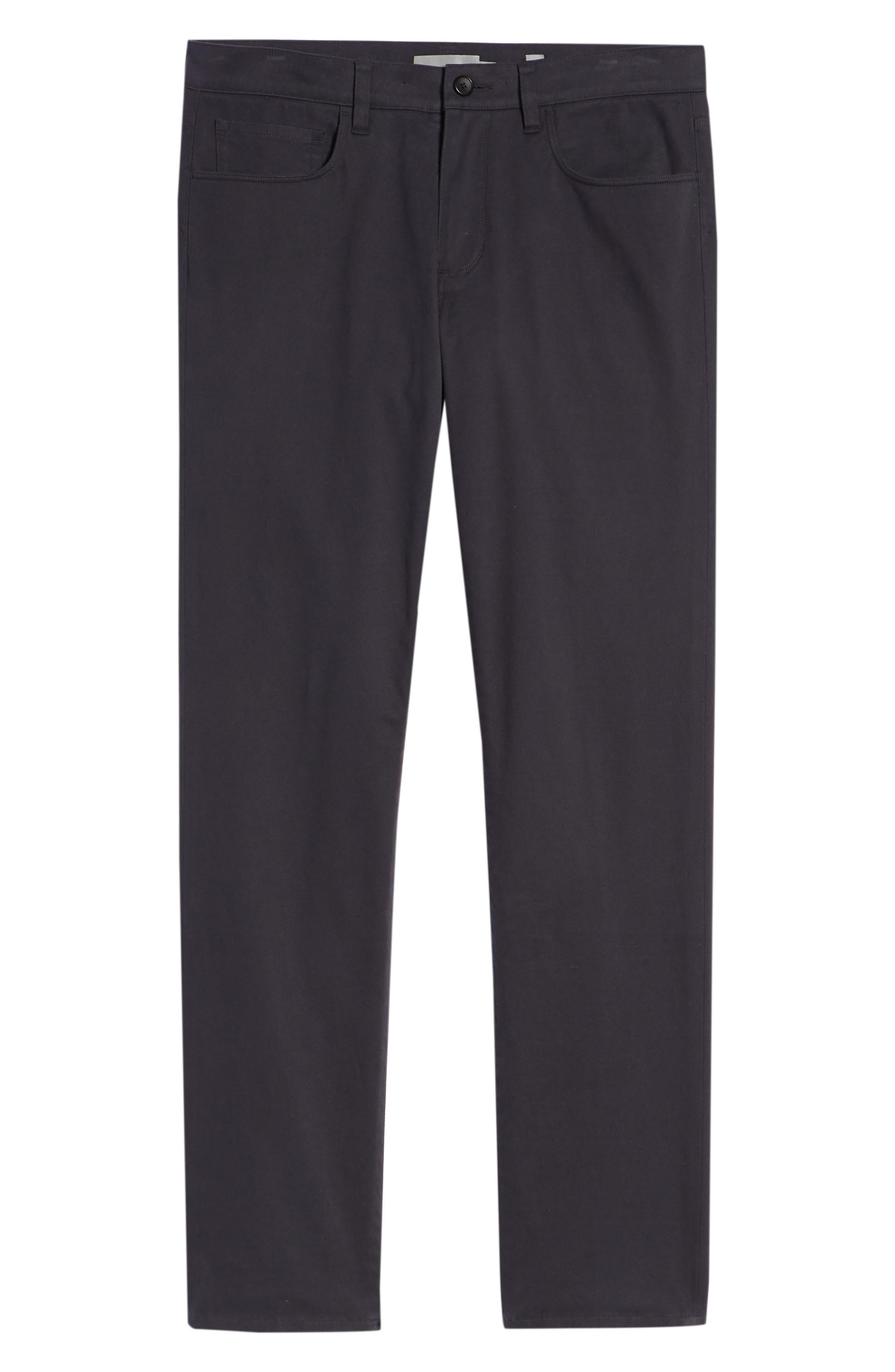 Regular Fit Five-Pocket Pants,                             Alternate thumbnail 11, color,