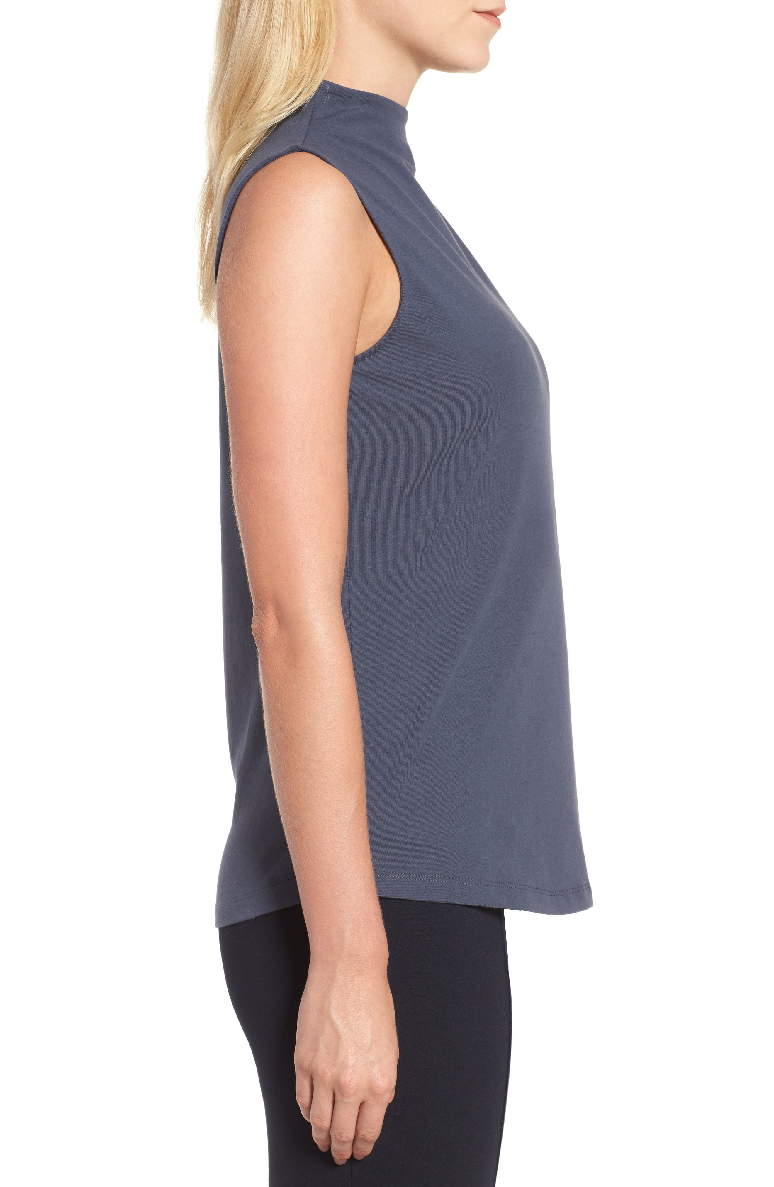 The Perfect Mock Neck Top,                             Alternate thumbnail 20, color,