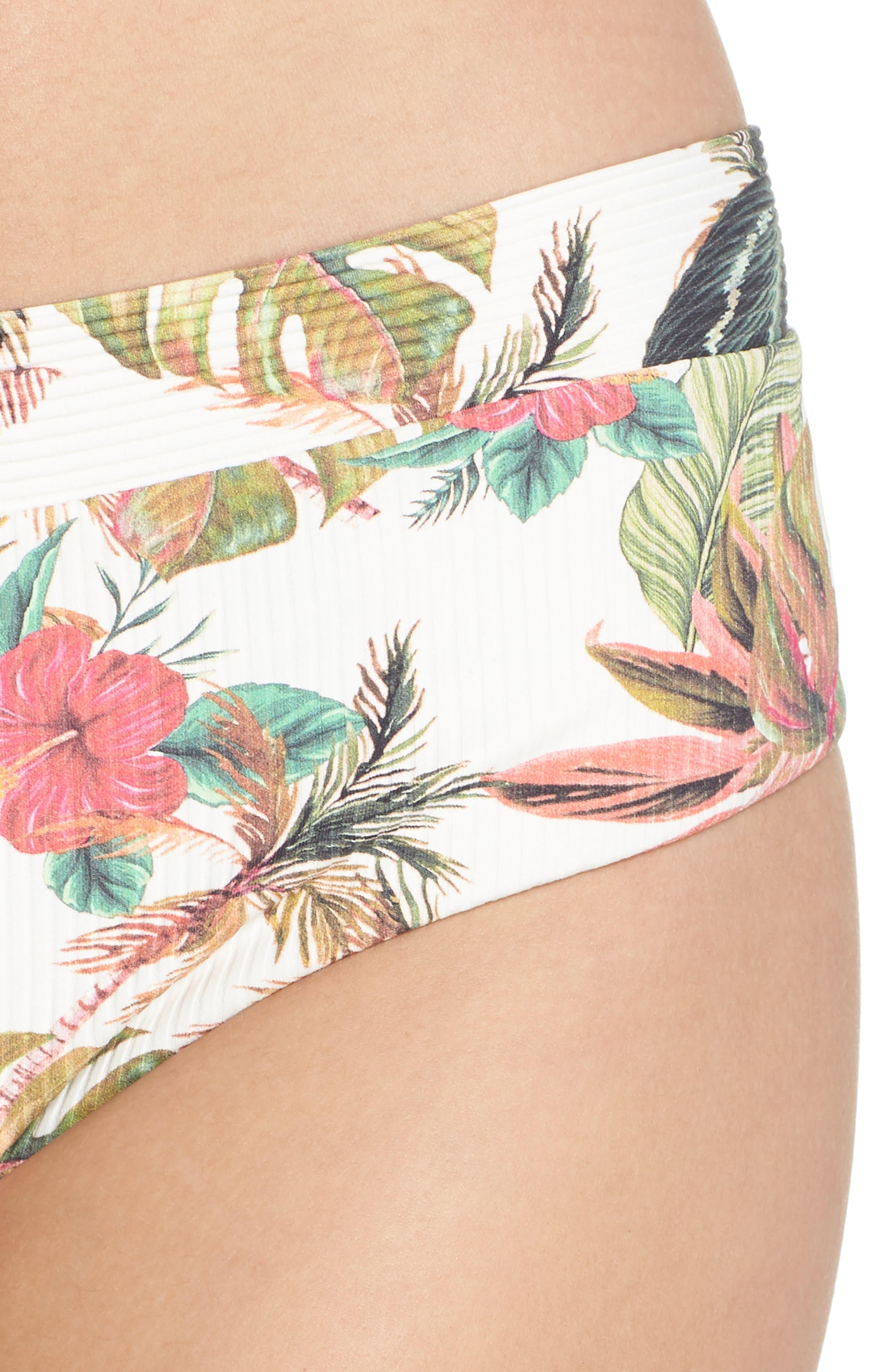 Raz Bikini Bottoms,                             Alternate thumbnail 4, color,                             LOVING LAS VEGAS