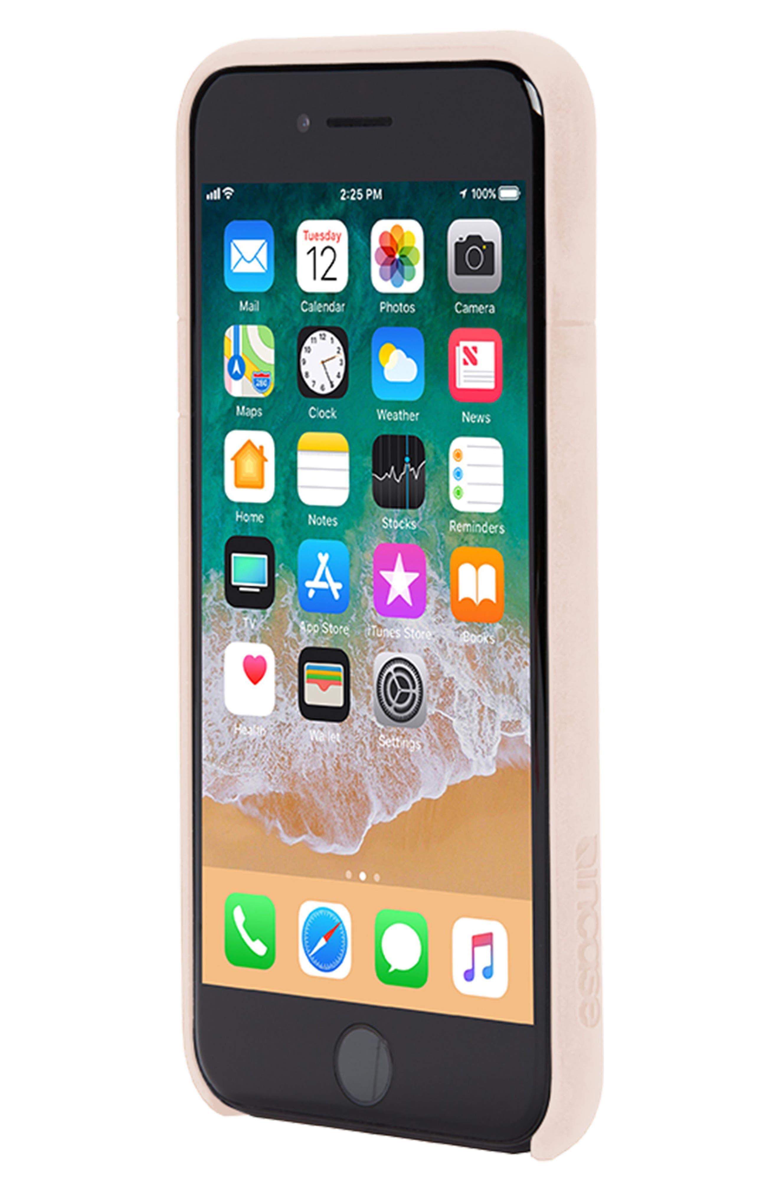 Facet iPhone 7/8 Case,                             Alternate thumbnail 8, color,                             ROSE GOLD