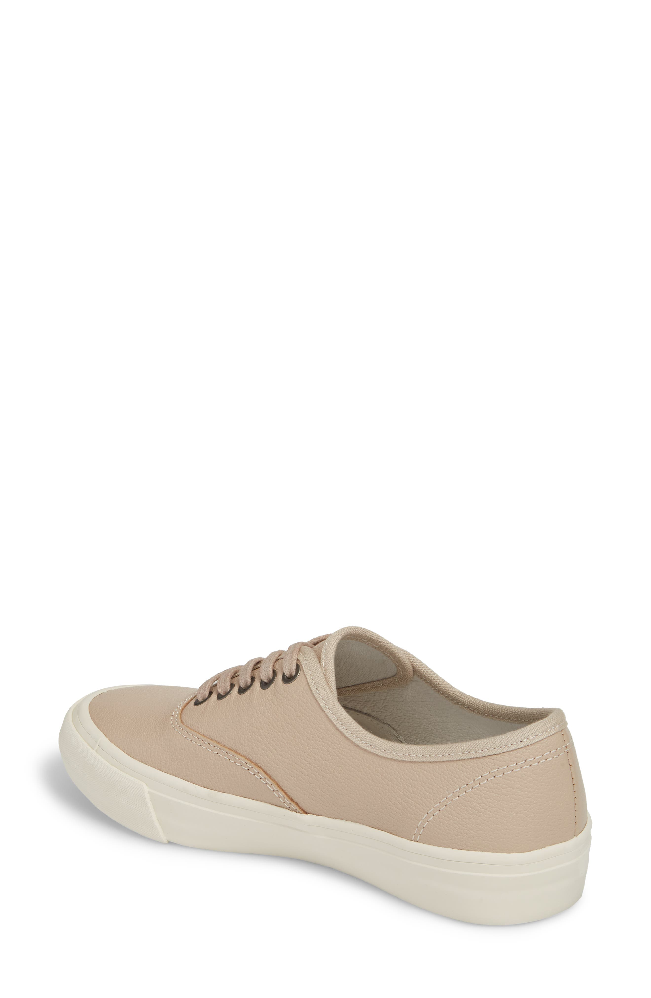 x Derek Lam 10 Crosby Legend Caballero Sneaker,                             Alternate thumbnail 2, color,                             BISQUE
