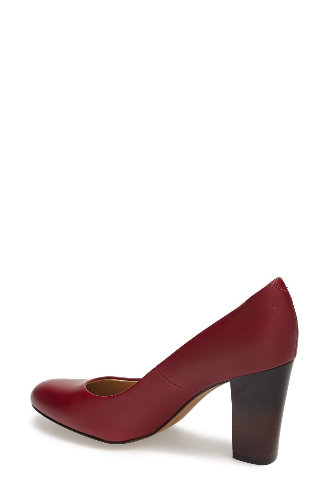 'Eleni II' Block Heel Pump,                             Alternate thumbnail 26, color,