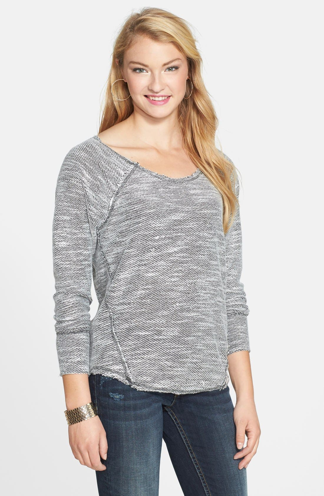 RIP CURL 'Backstage' Pullover, Main, color, 020