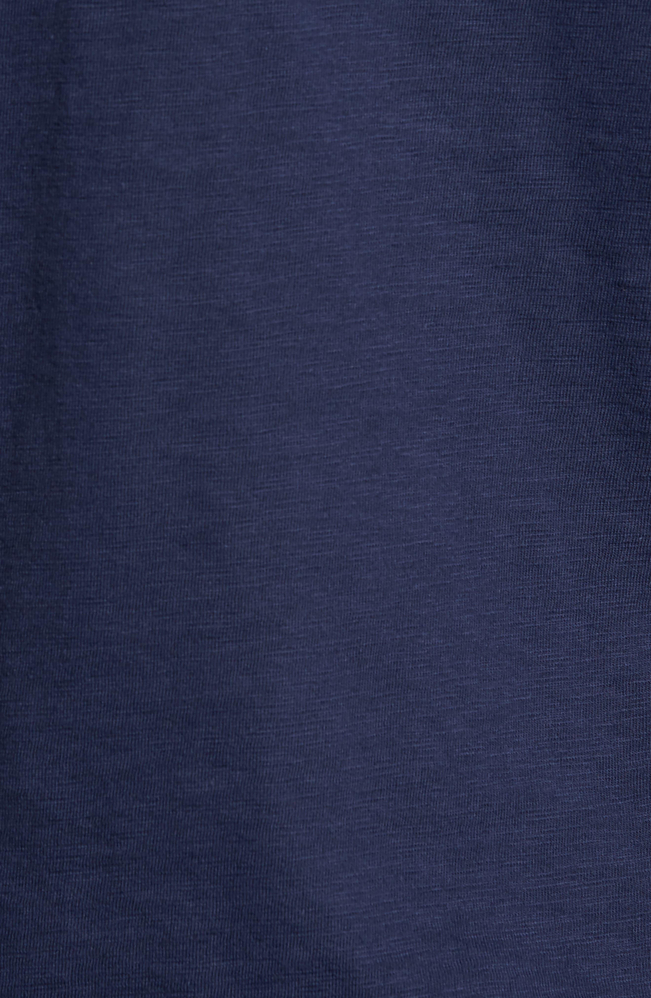Montford Slub Pocket T-Shirt,                             Alternate thumbnail 5, color,                             408