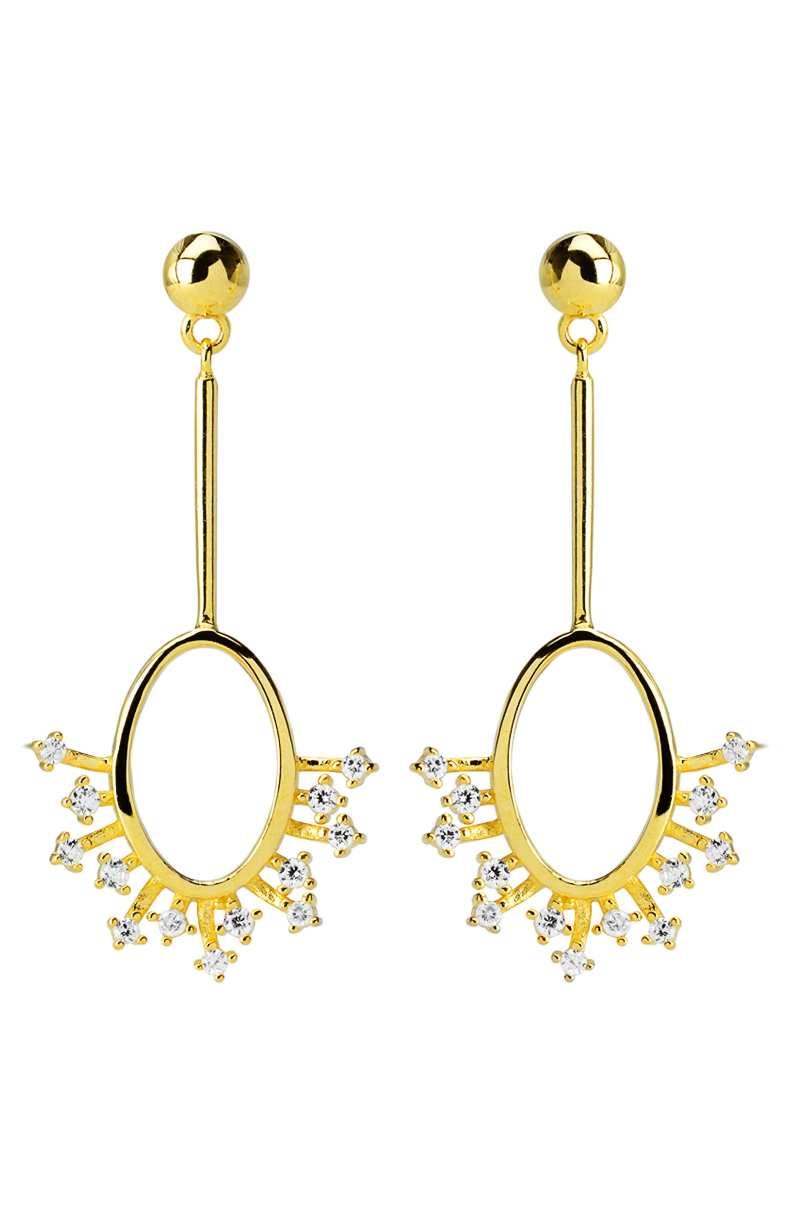 Drop Earrings,                             Main thumbnail 1, color,                             710