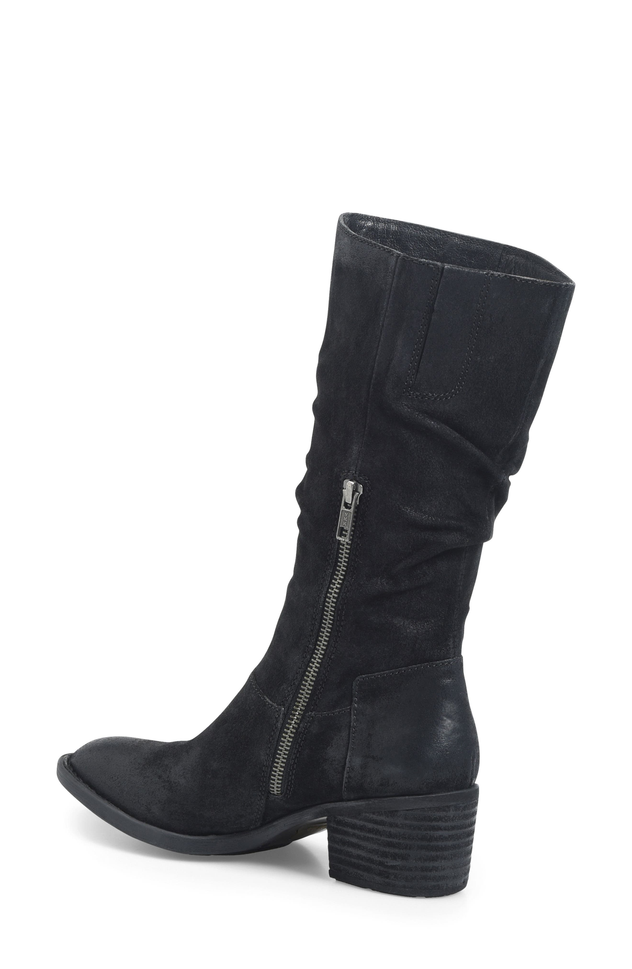 BØRN,                             Peavy Slouch Boot,                             Alternate thumbnail 2, color,                             001