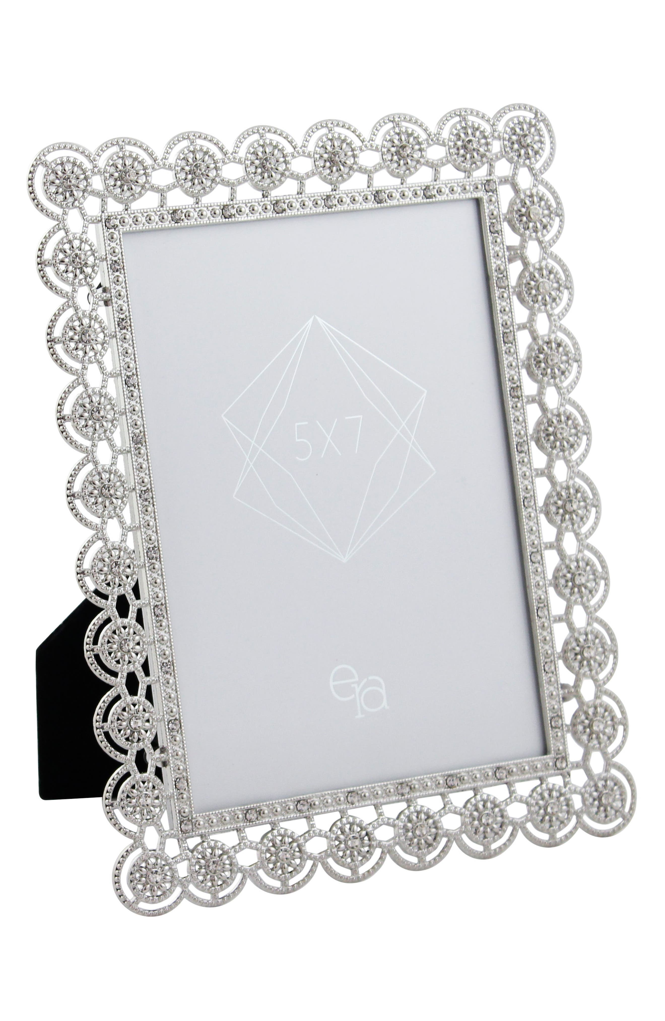 Crystal Picture Frame,                             Main thumbnail 1, color,                             040