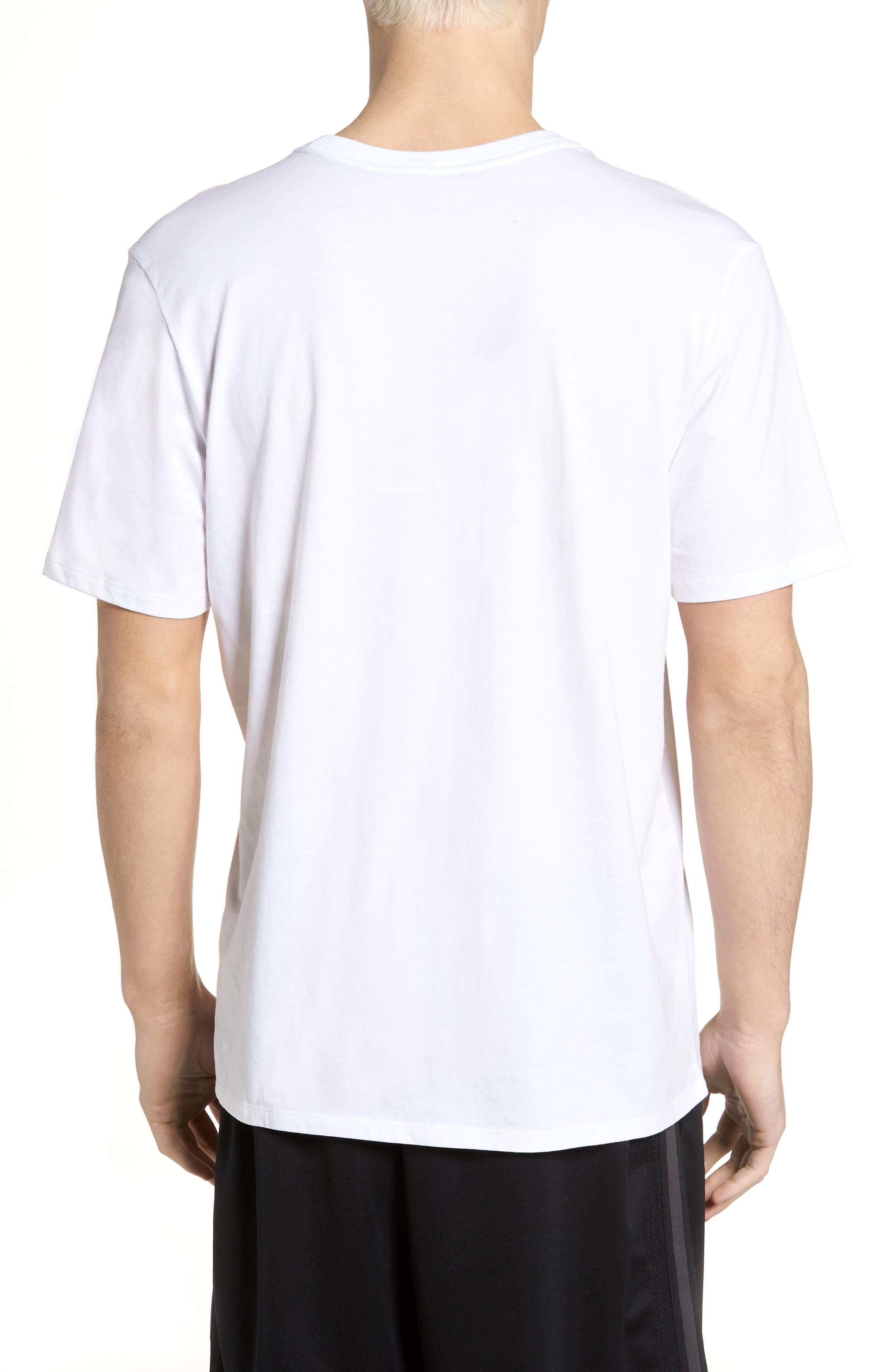 F.C. Swoosh Flag Graphic T-Shirt,                             Alternate thumbnail 4, color,