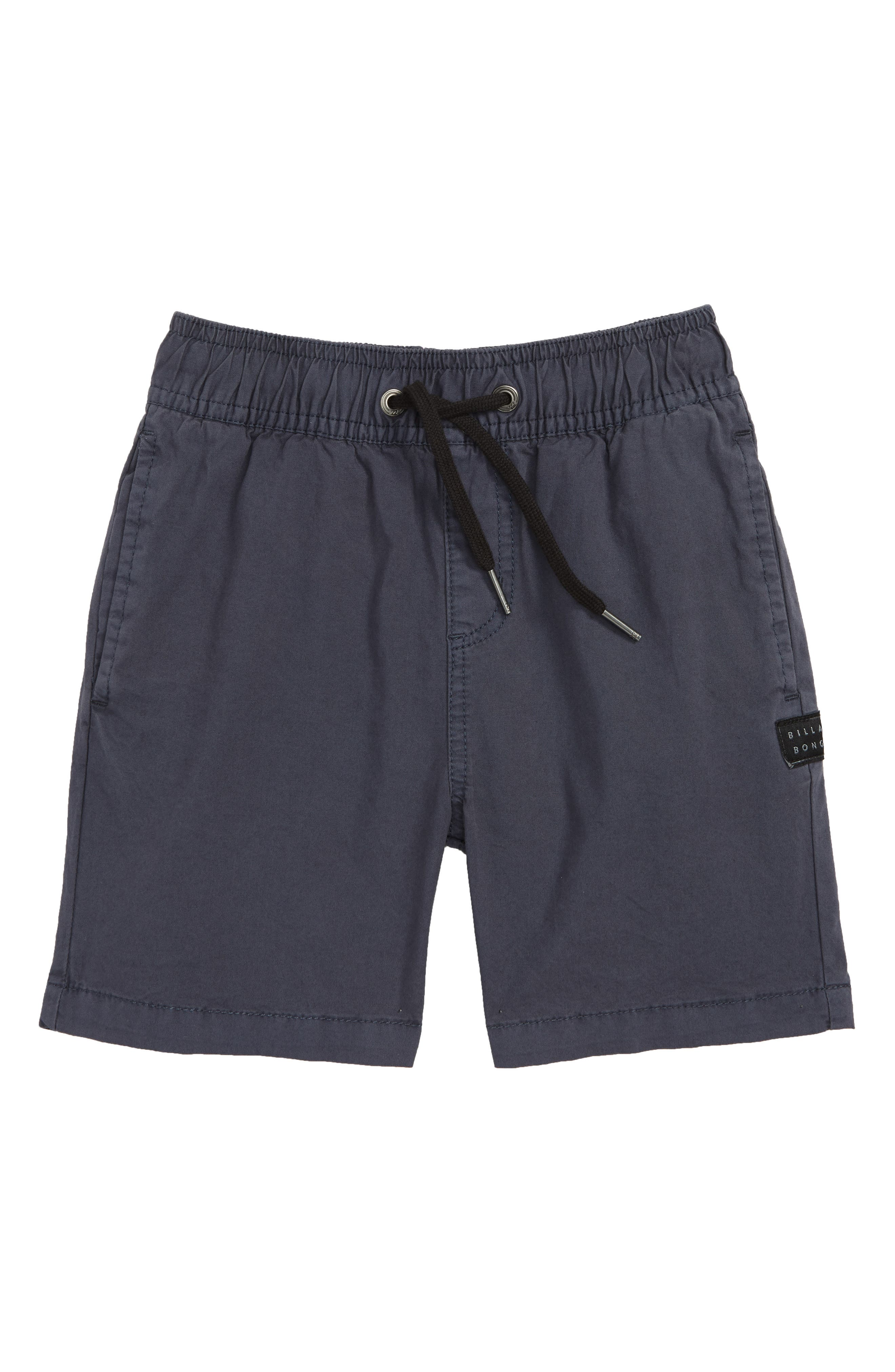 Larry Shorts,                             Main thumbnail 1, color,                             WASHED SLATE