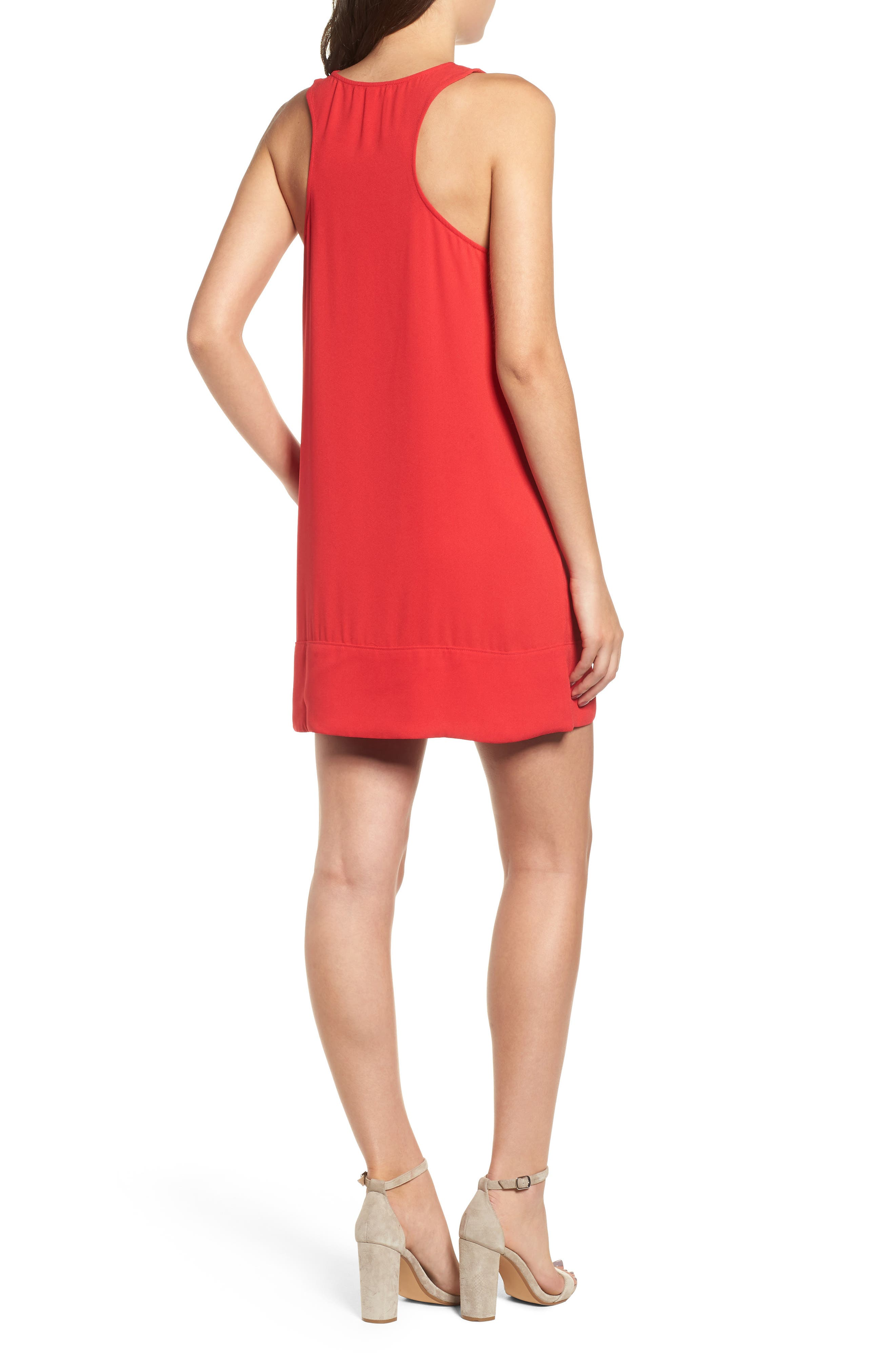 Racerback Shift Dress,                             Alternate thumbnail 60, color,