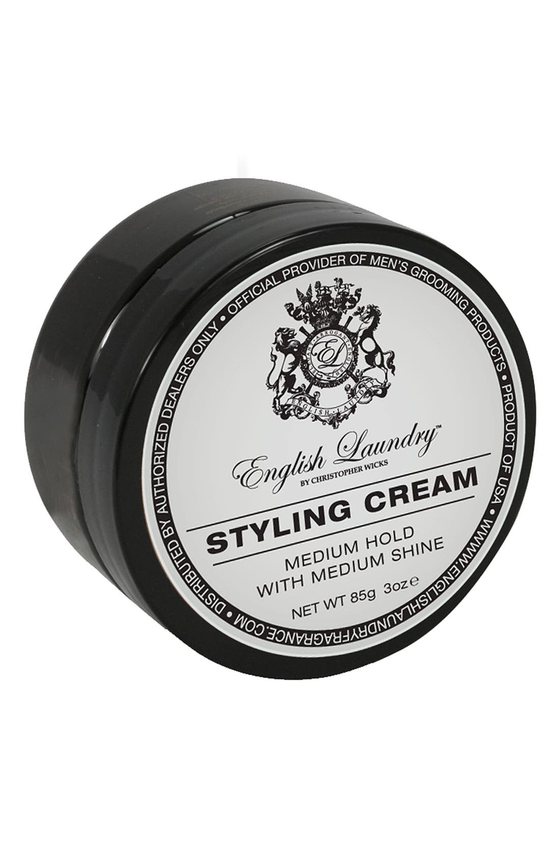Styling Cream,                         Main,                         color, 000