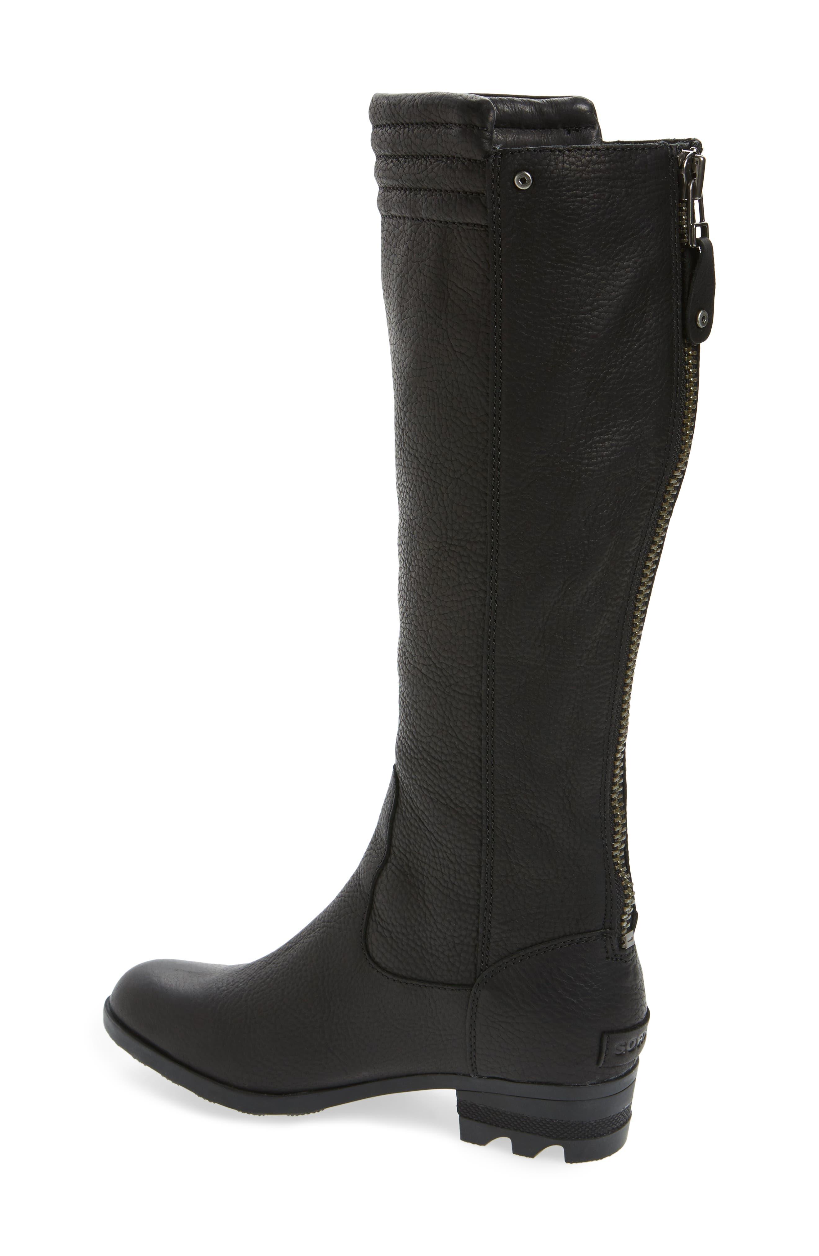 Danica Waterproof Knee High Boot,                             Alternate thumbnail 2, color,                             010