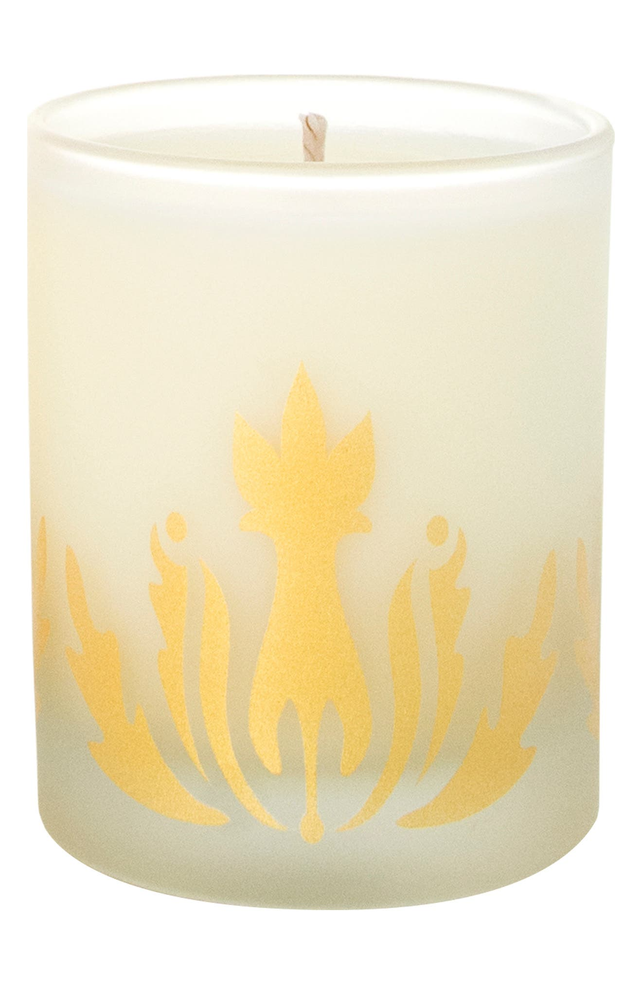 Soy Candle,                             Alternate thumbnail 2, color,                             PLUMERIA